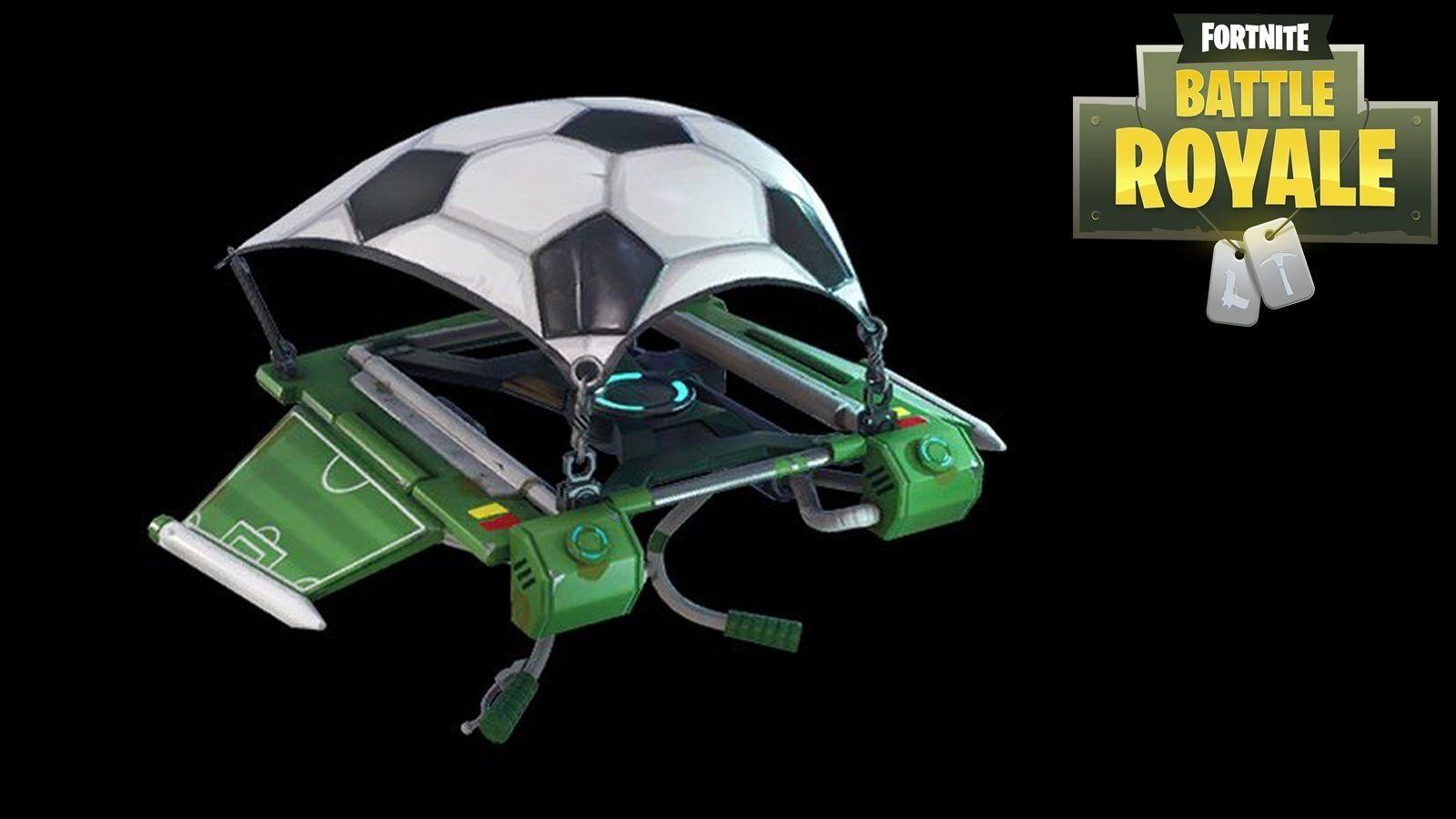 Leaked Fortnite Skins and Emotes in Update V.4.4 Show Soccer Theme