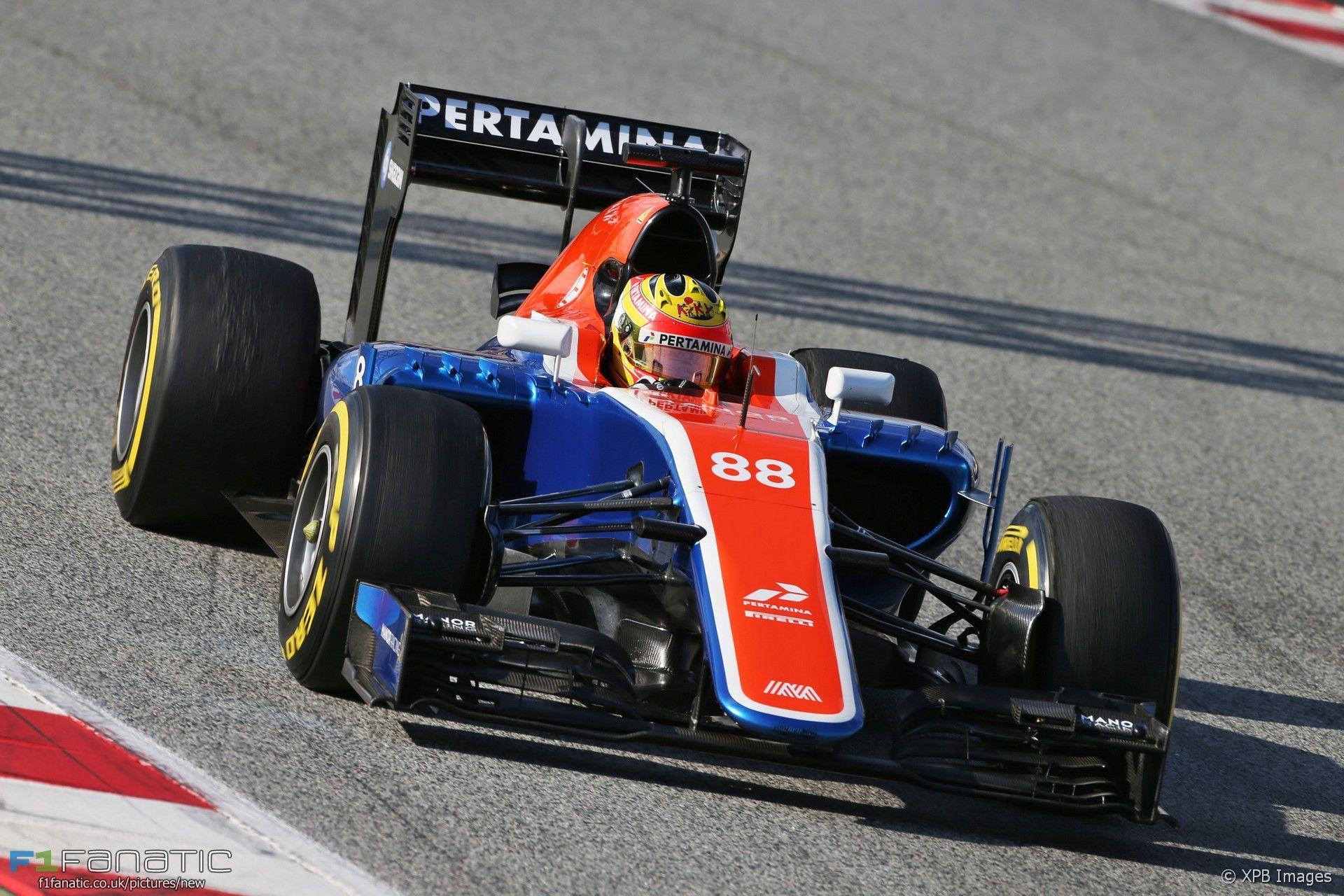 Manor Racing Background 7