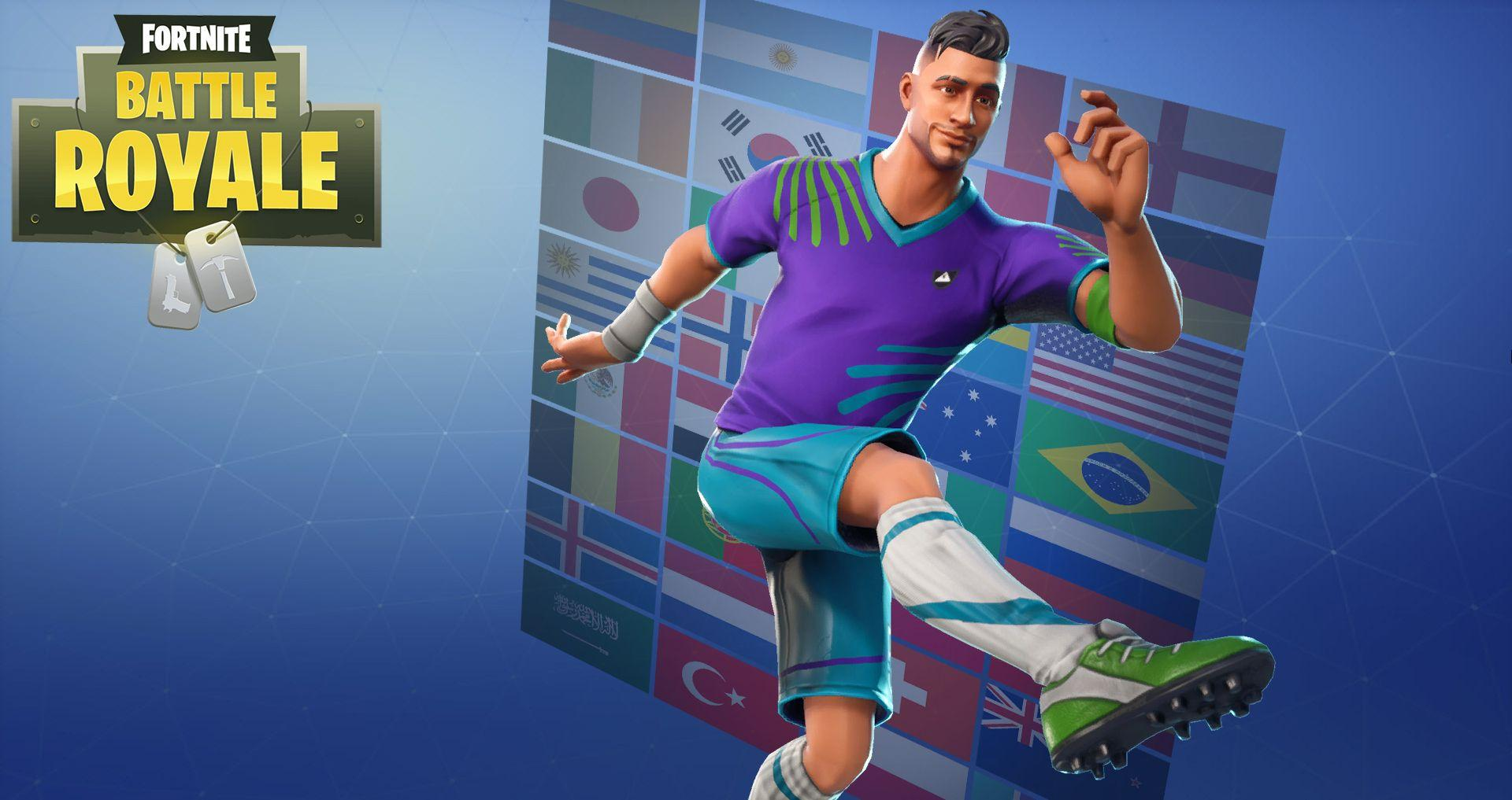 Midfield Maestro Fortnite Outfit Skin How to Get + News