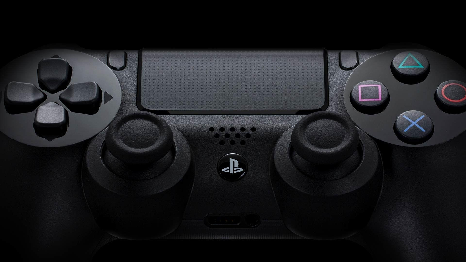 Ps4 Controller Wallpapers Wallpaper Cave