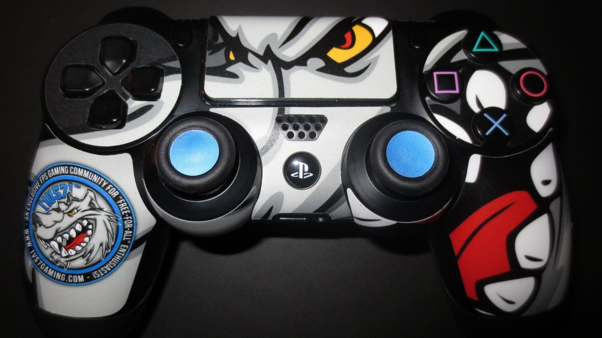 PS4 Controller Skins HD Wallpaper, Backgrounds Image