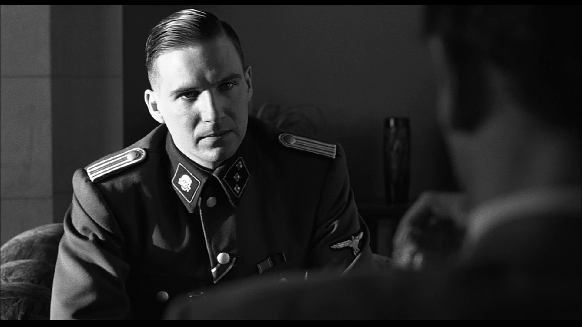 Schindler's List. Amon Goeth played by Ralph Finennes. | Arts ...