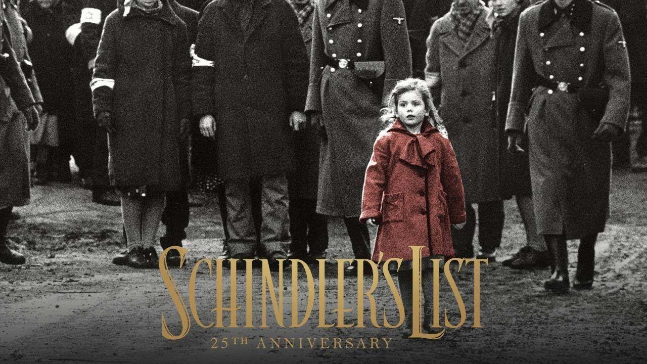 Schindler's List 25th Anniversary - Official Trailer - In Theaters ...