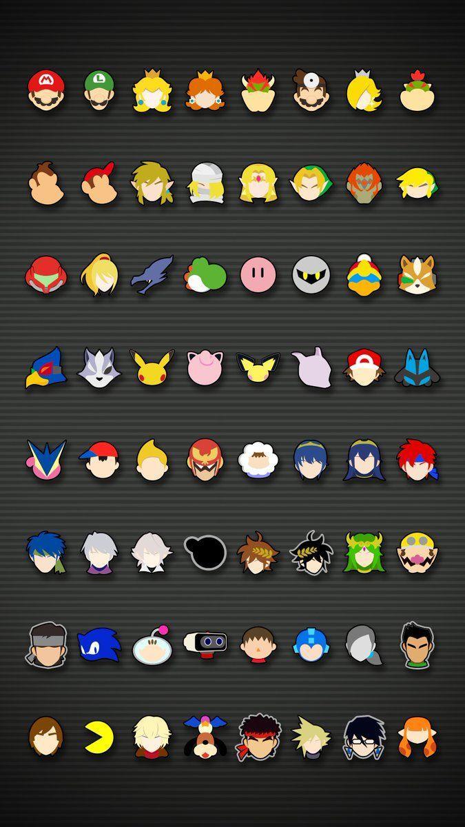 Super Smash Bros. Ultimate HD Wallpapers - Wallpaper Cave