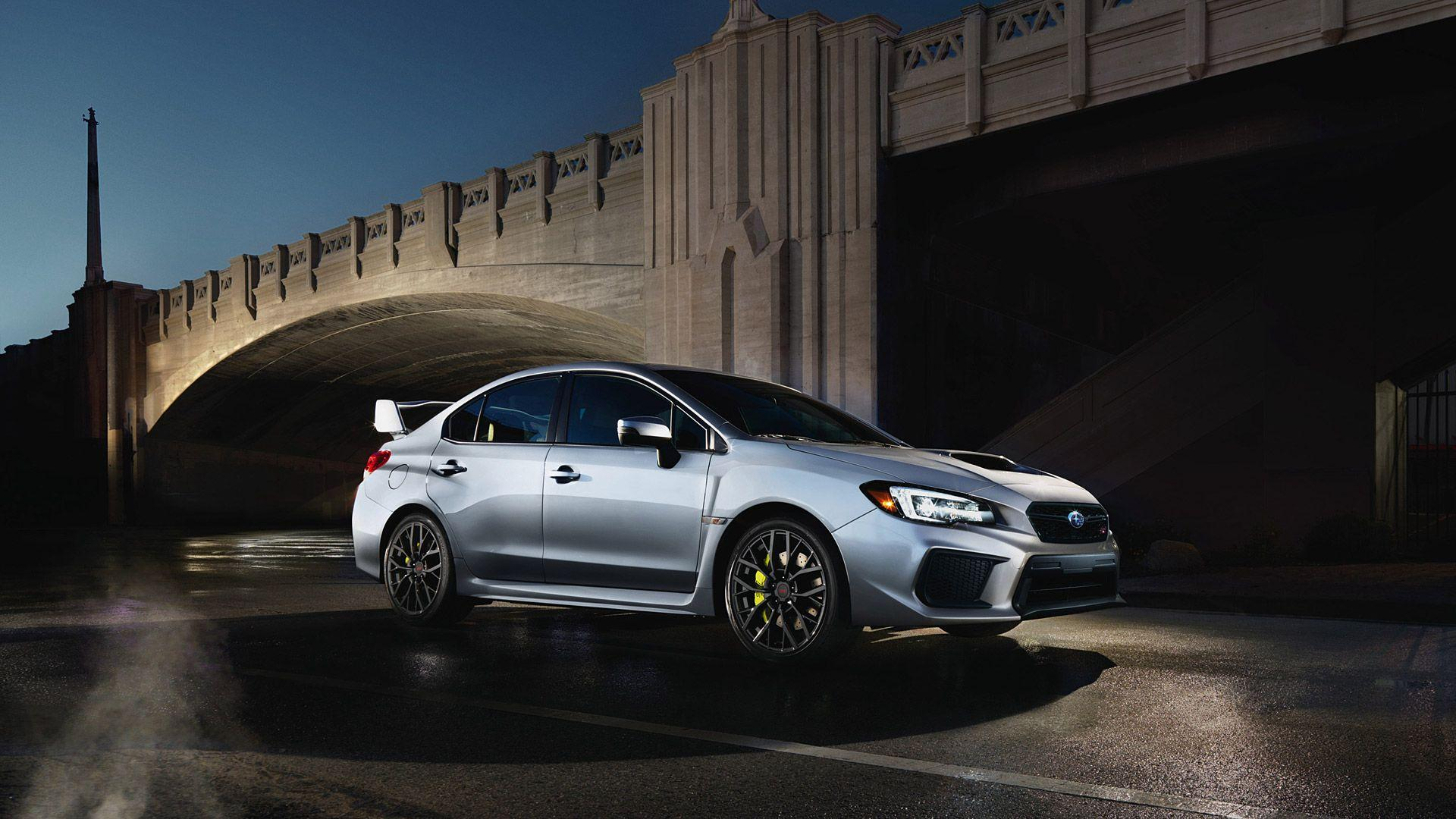 2018 Subaru WRX STI Wallpapers & HD Images - WSupercars