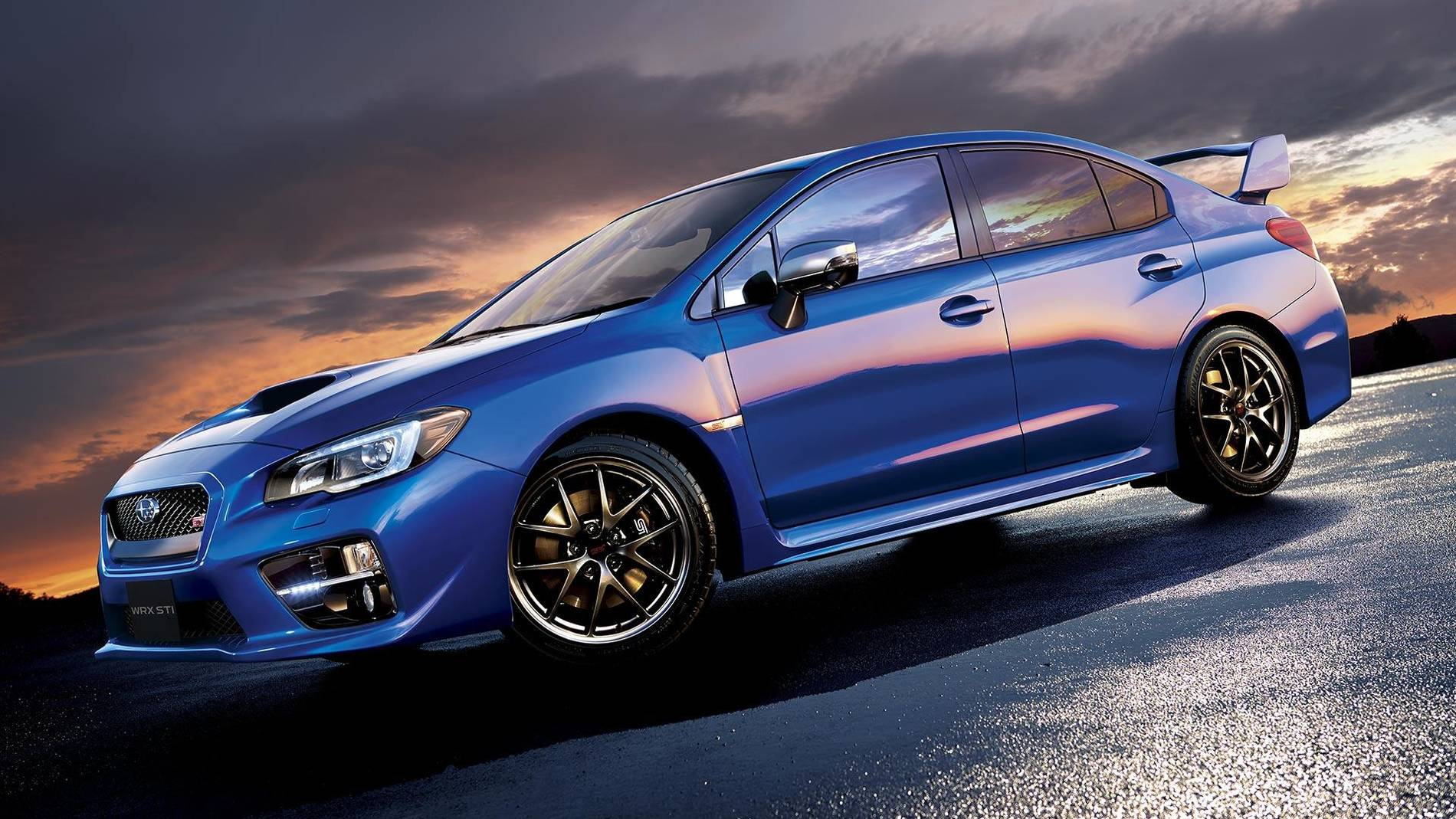 New Subaru WRX Sti Wallpaper, image, picture