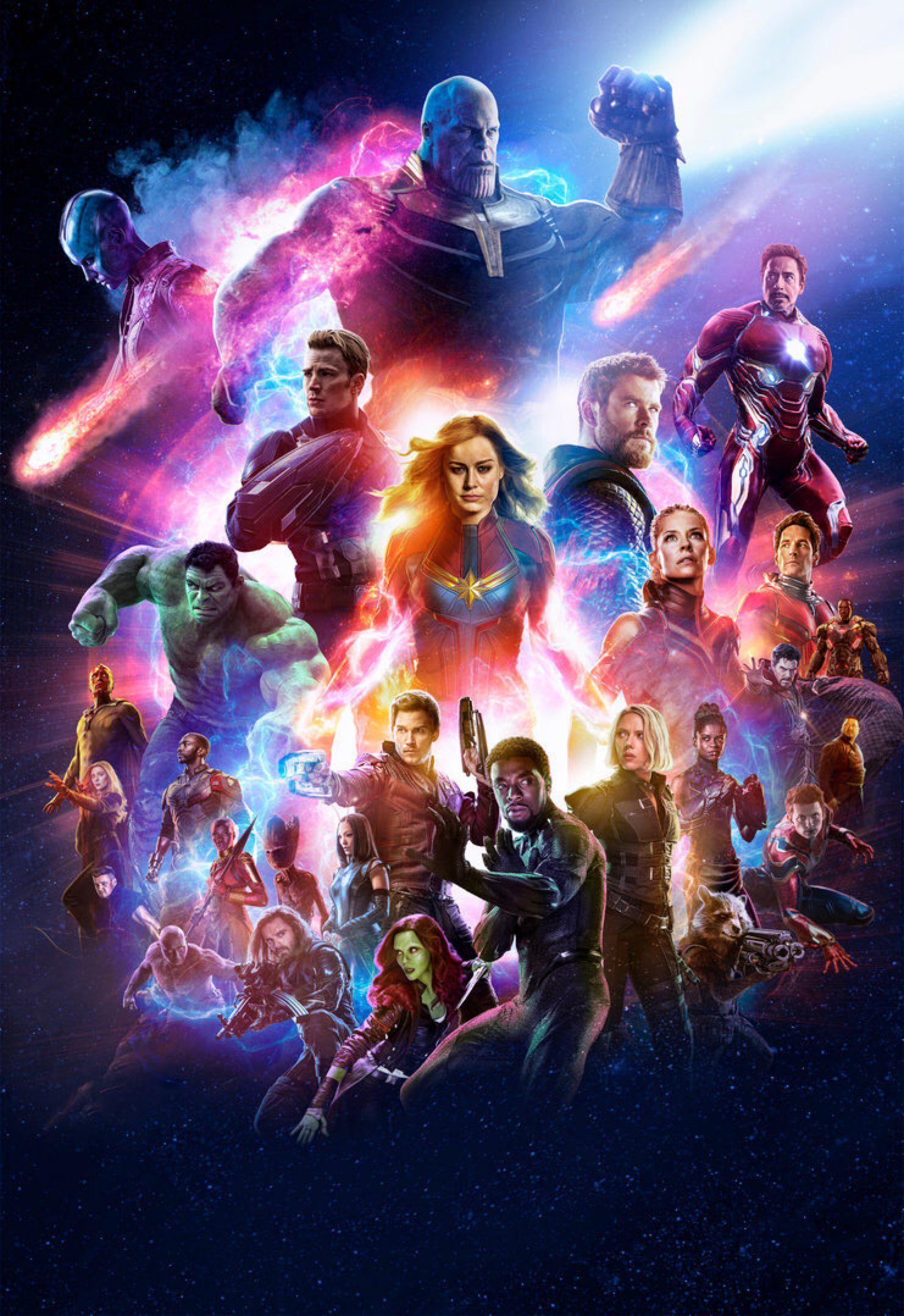 Avengers Endgame Wallpapers Wallpaper Cave
