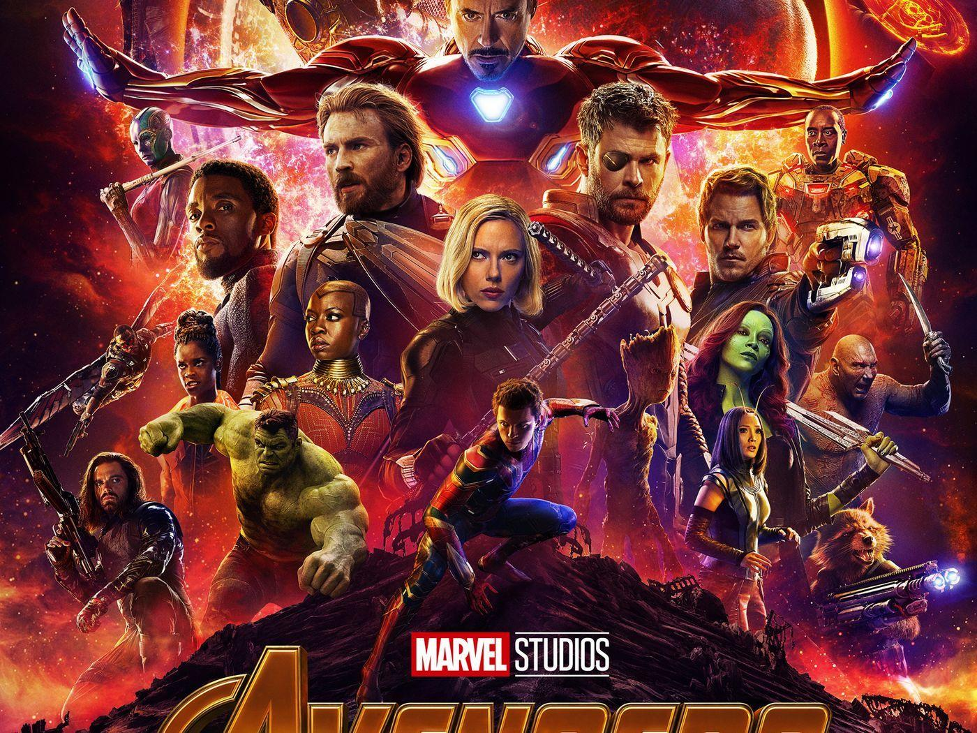 Marvel Studios Avengers Endgame Wallpapers Wallpaper Cave