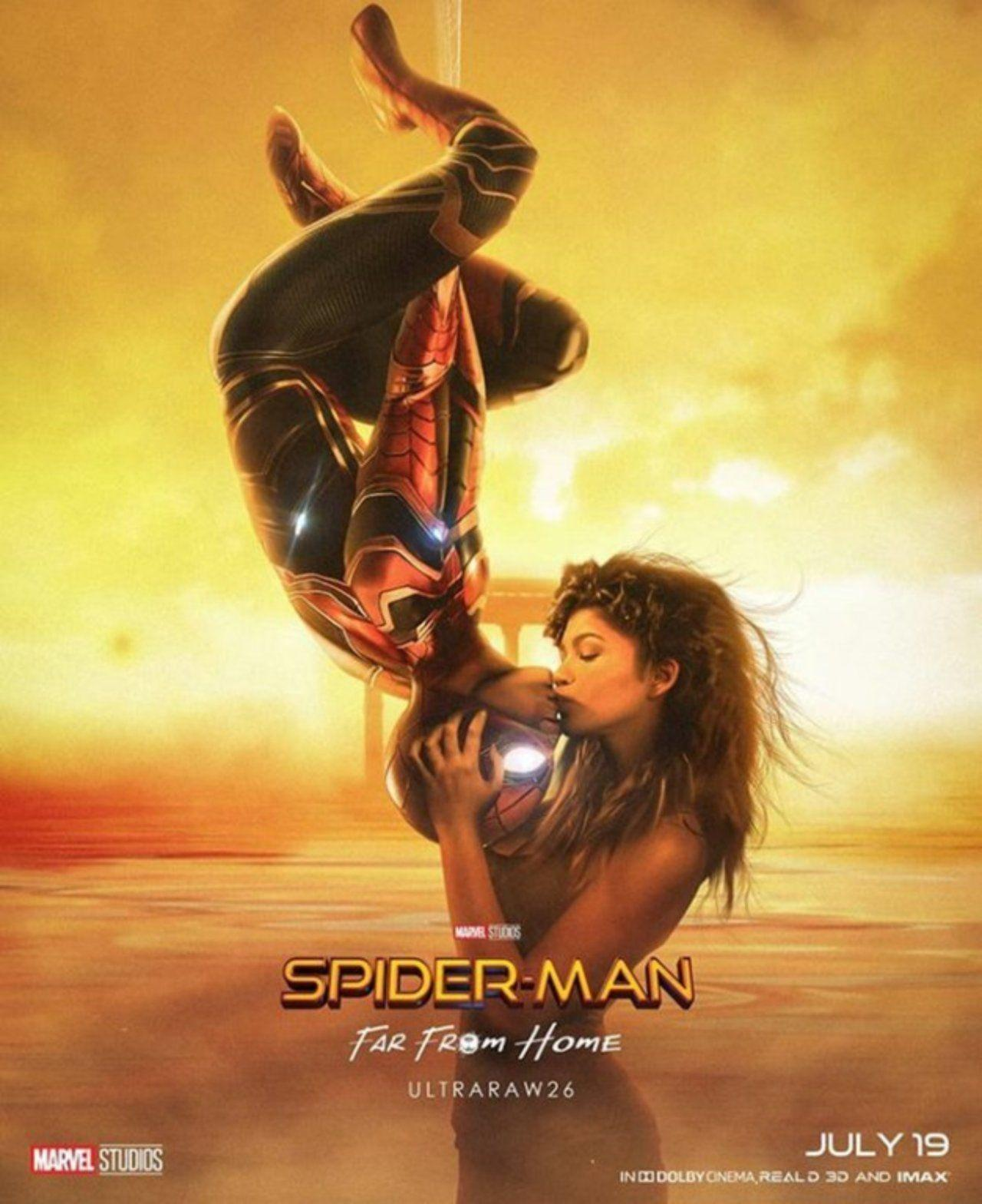 Spider Man Far From Home Wallpapers Wallpaper Cave