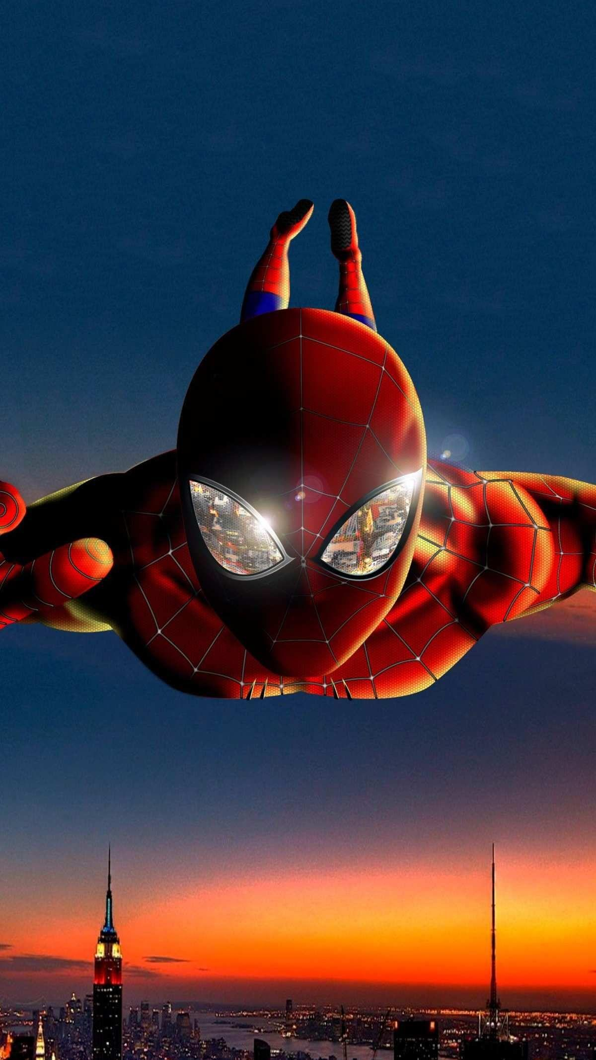 Spider Man Far From Home iPhone Wallpapers