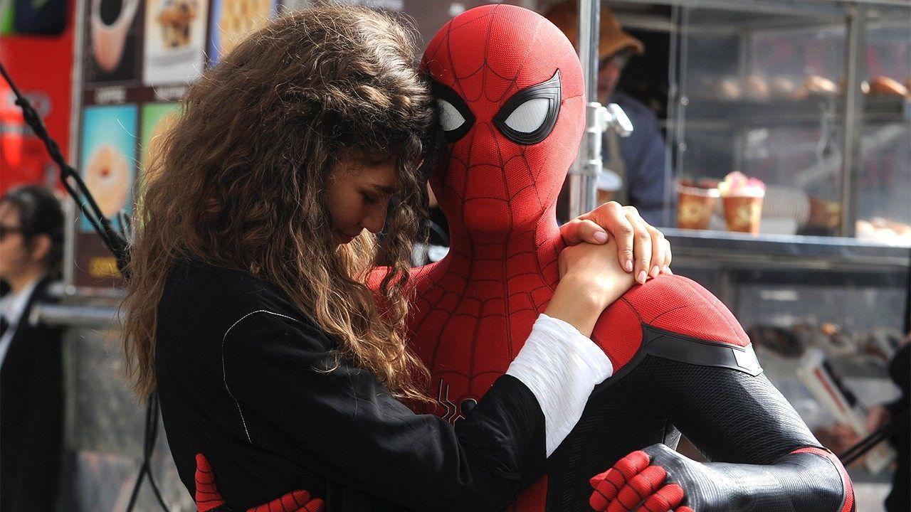 Tom Holland Wraps Filming on 'Spider