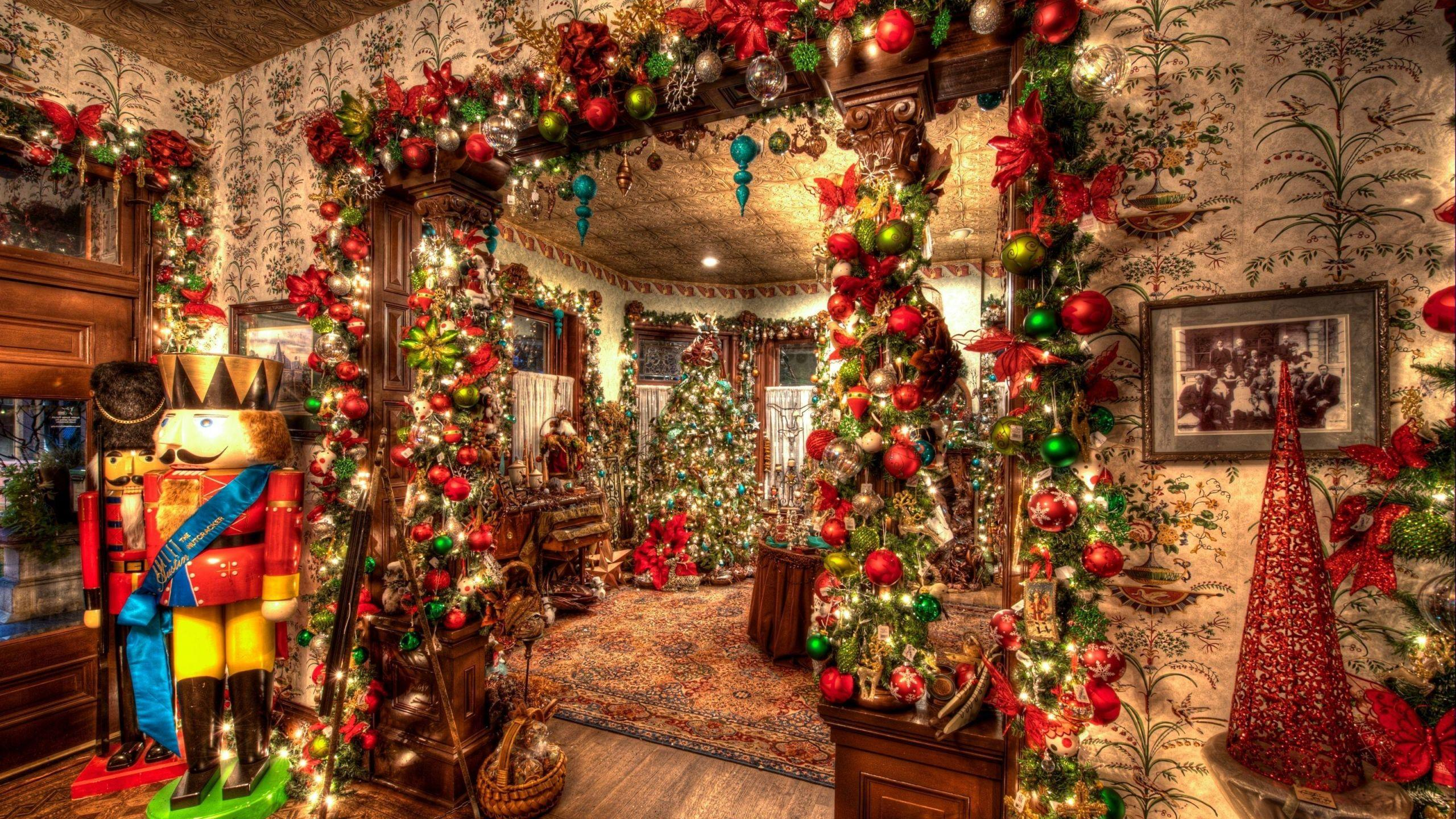 Vintage Christmas Wallpapers - Wallpaper Cave