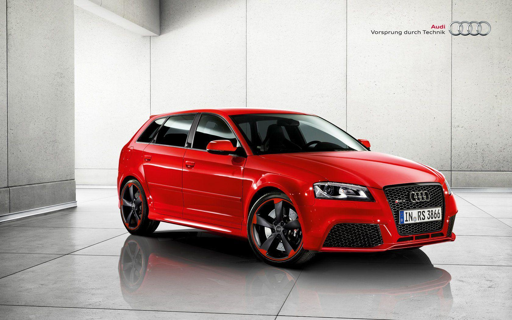 2012 Audi RS3 Sportback Black Optics Package Pictures, Photos