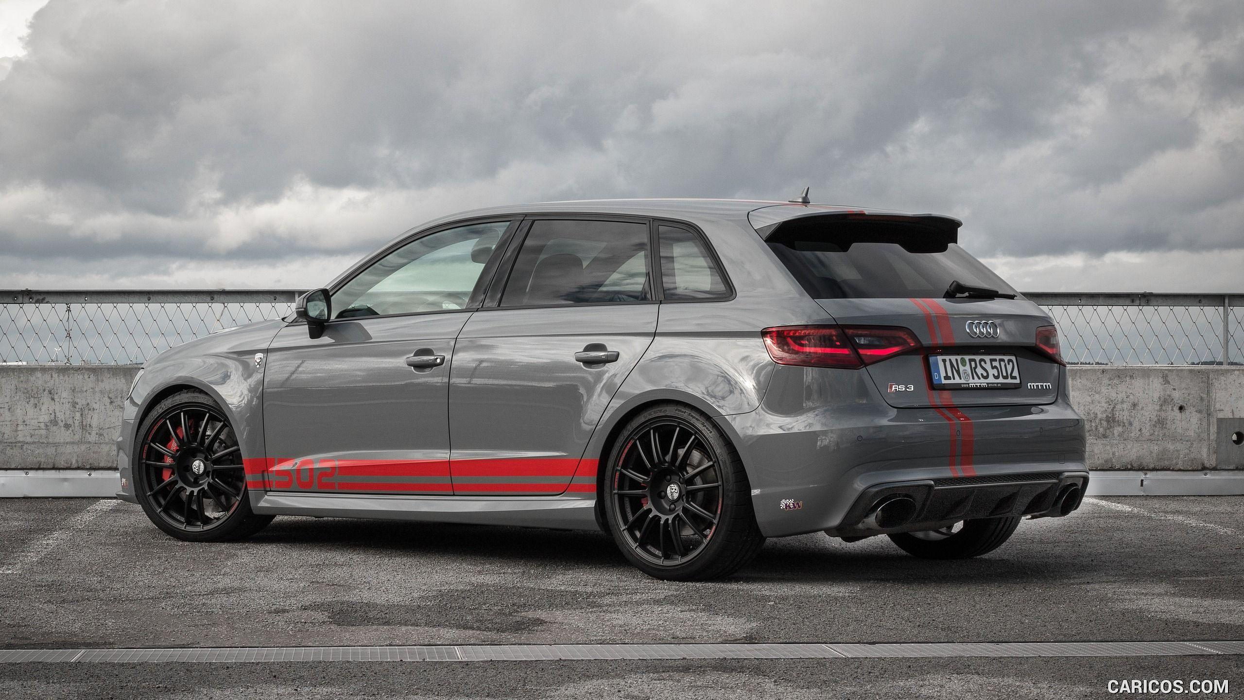 2016 MTM Audi RS3 R Sportback Wallpapers