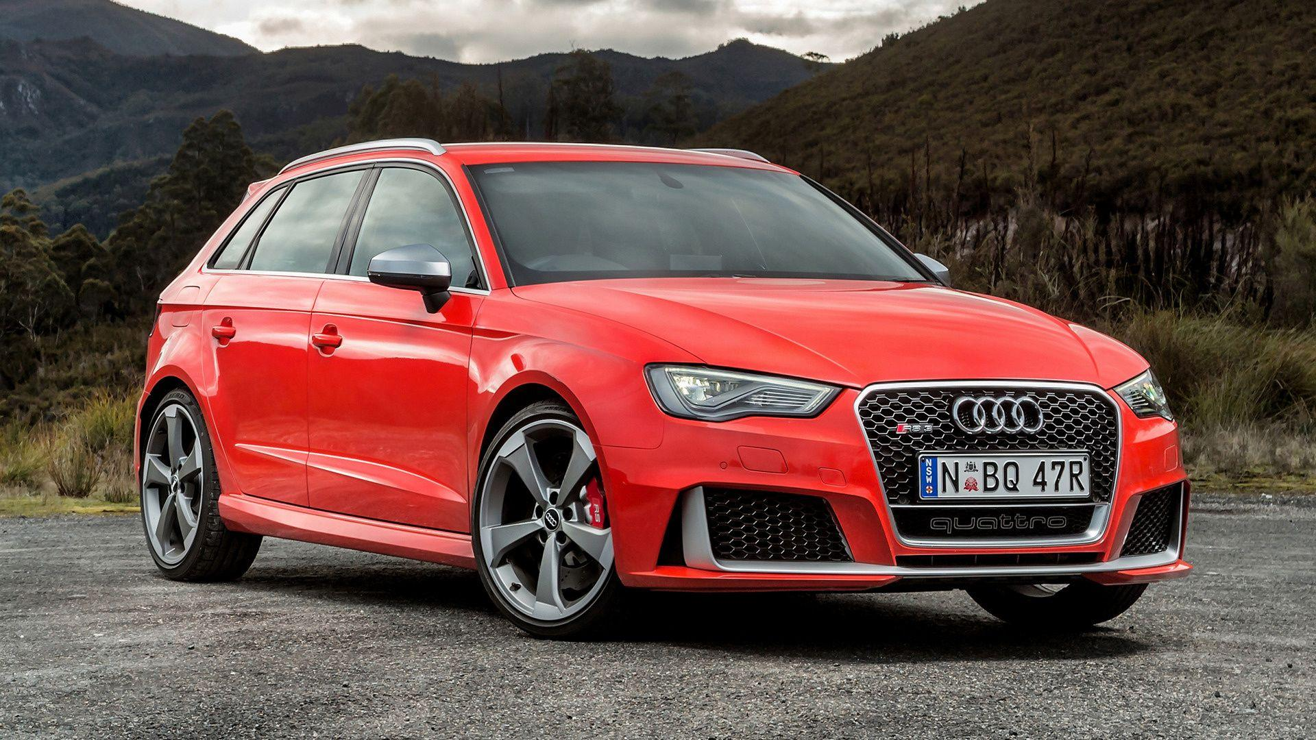 2015 Audi RS3 HD Wallpapers