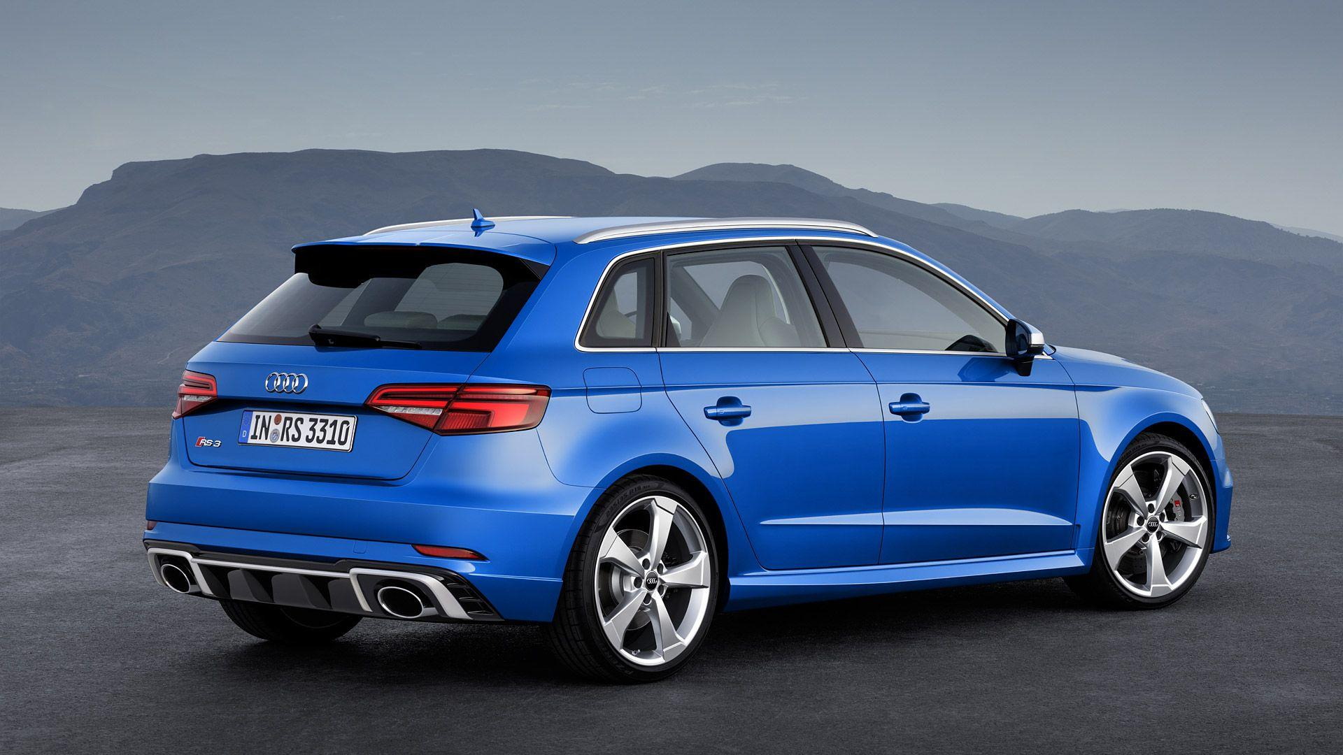 2018 Audi RS3 Sportback Wallpapers & HD Image