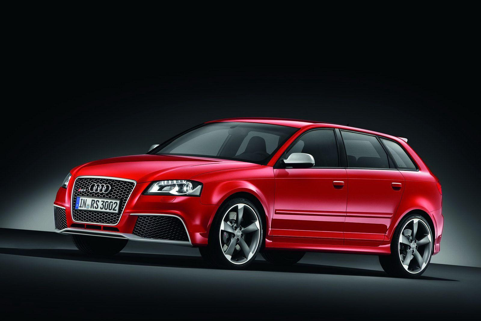Audi RS3 Sportback With 340HP Turbocharged Five