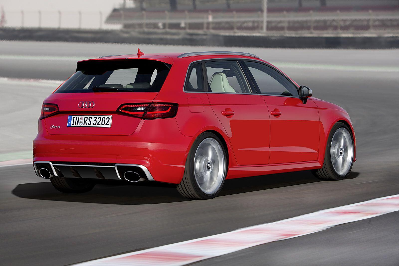 Tag For Audi rs3 sportback wallpapers : 2017 Audi Rs 3 Sportback