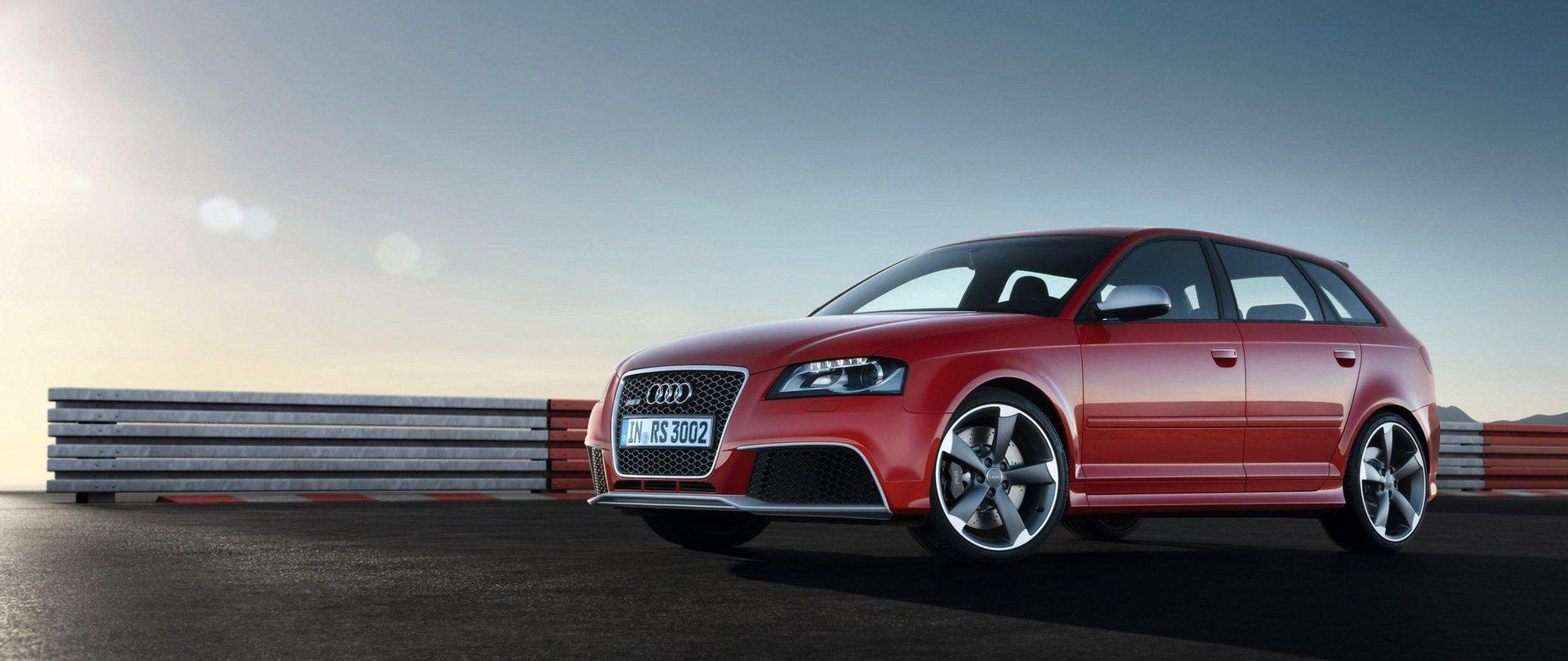Wheel 2010 Audi RS3 Sportback - 21:9 TV Wallpaper (2560x1080)