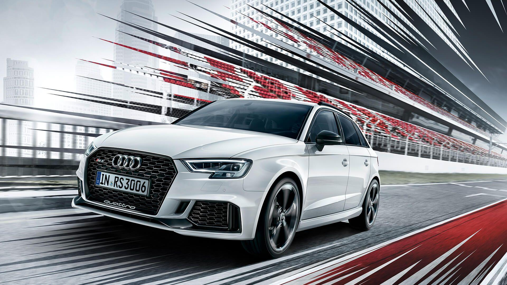 New RS 3 Sportback - Gallery | Audi UK