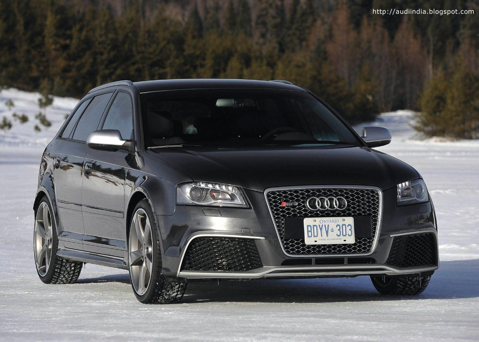 2012 Audi RS3 Sportback - Technical Specifications / Wallpapers ...