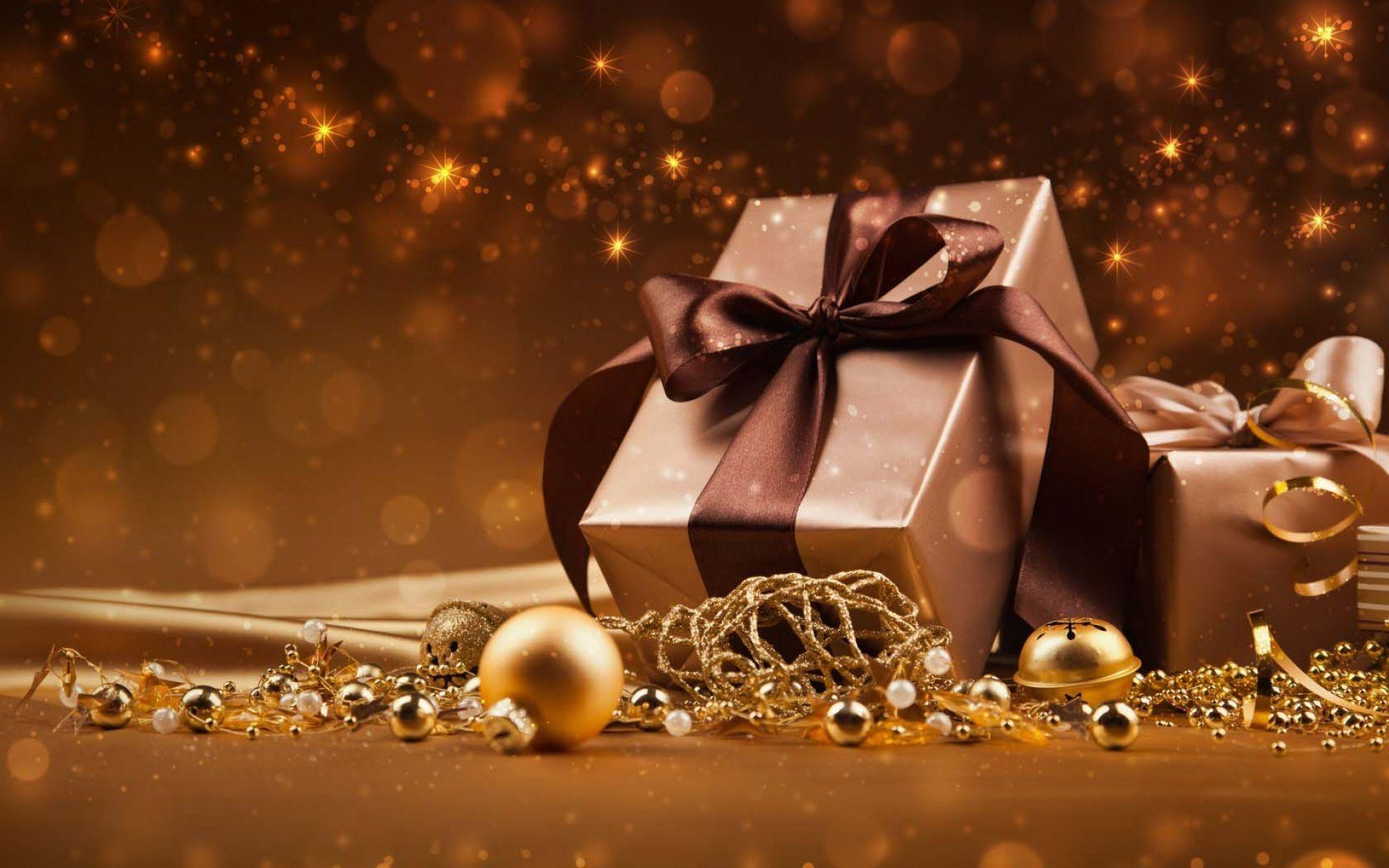 Christmas Gift Boxes Wallpapers Wallpaper Cave