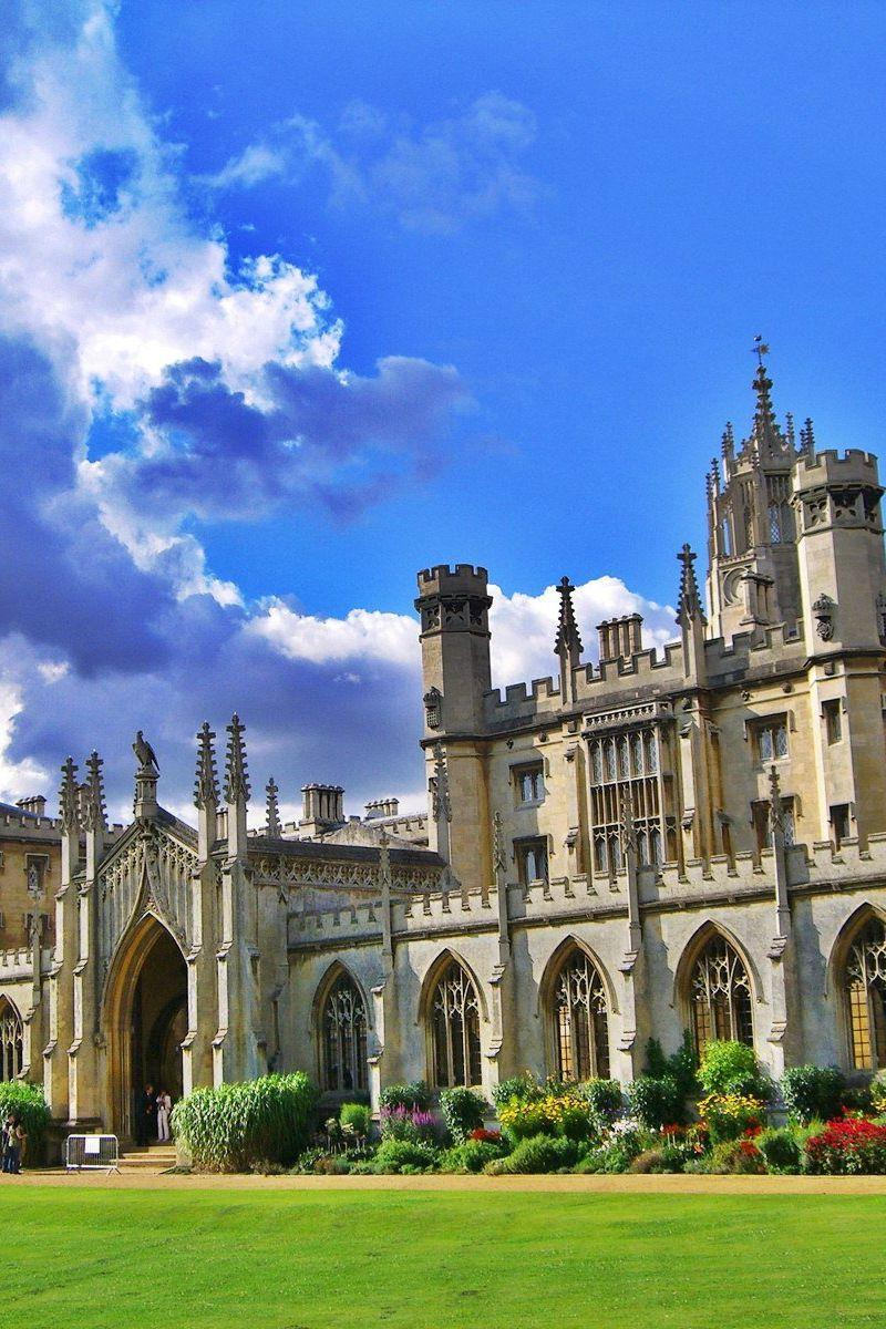 Download wallpaper 800x1200 university of cambridge, cambridge, uk ...
