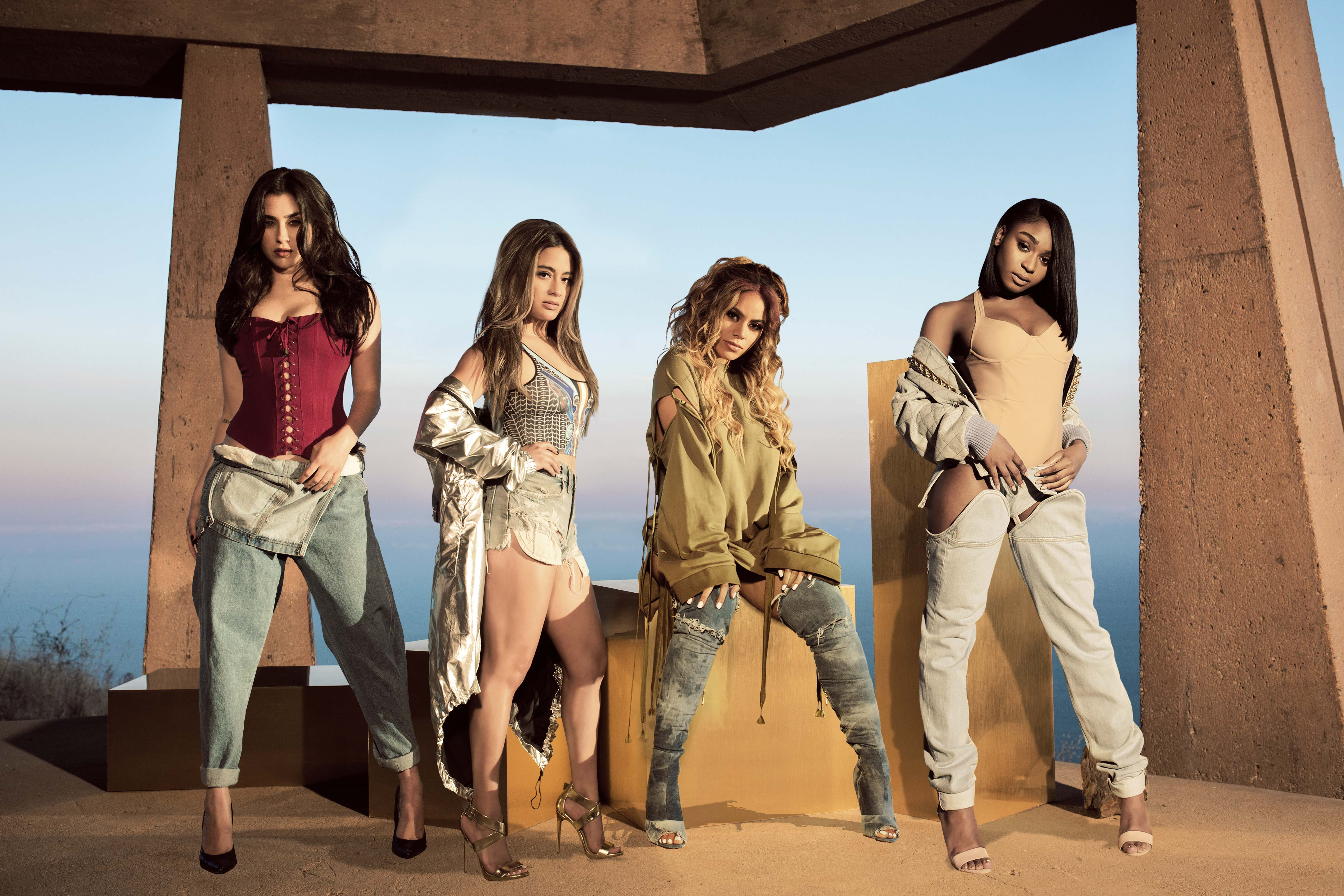 Wallpapers Fifth Harmony, Ally Brooke, Normani Kordei, Dinah Jane