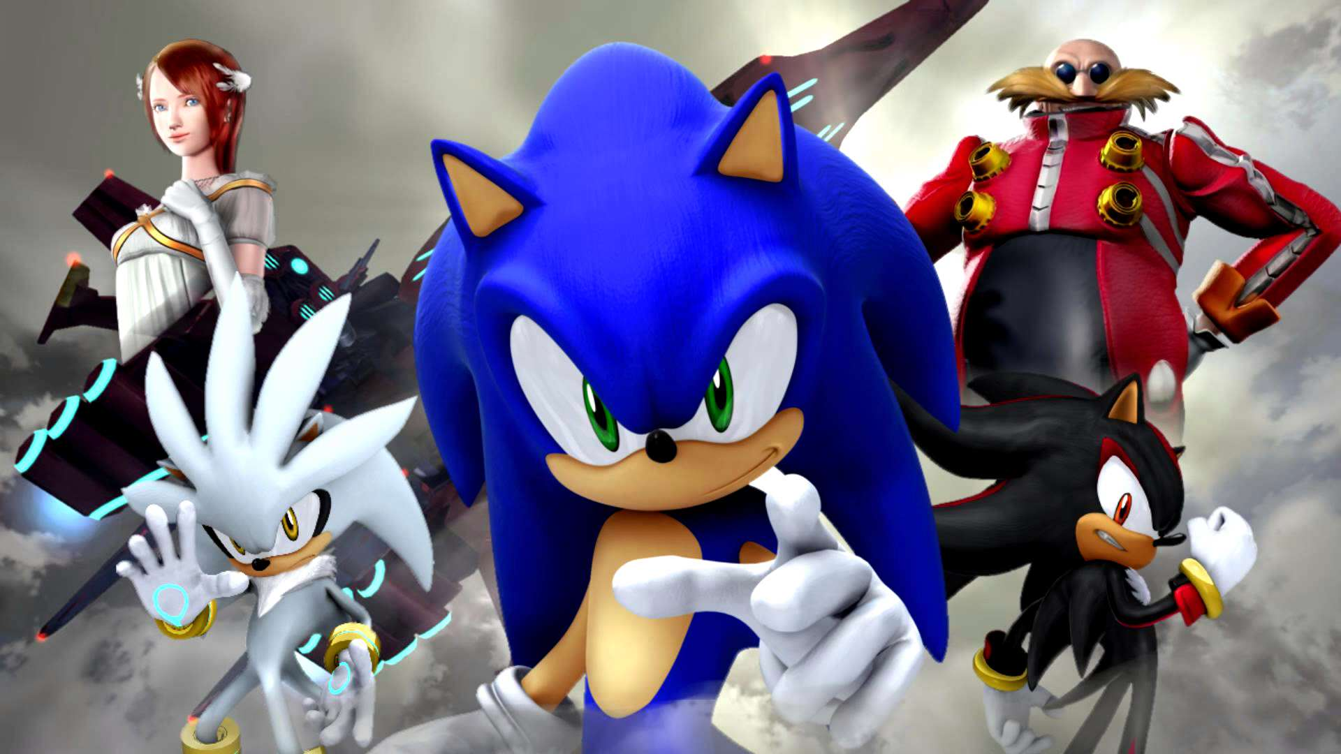 Sonic The Hedgehog Movie Wallpapers Wallpaper Cave