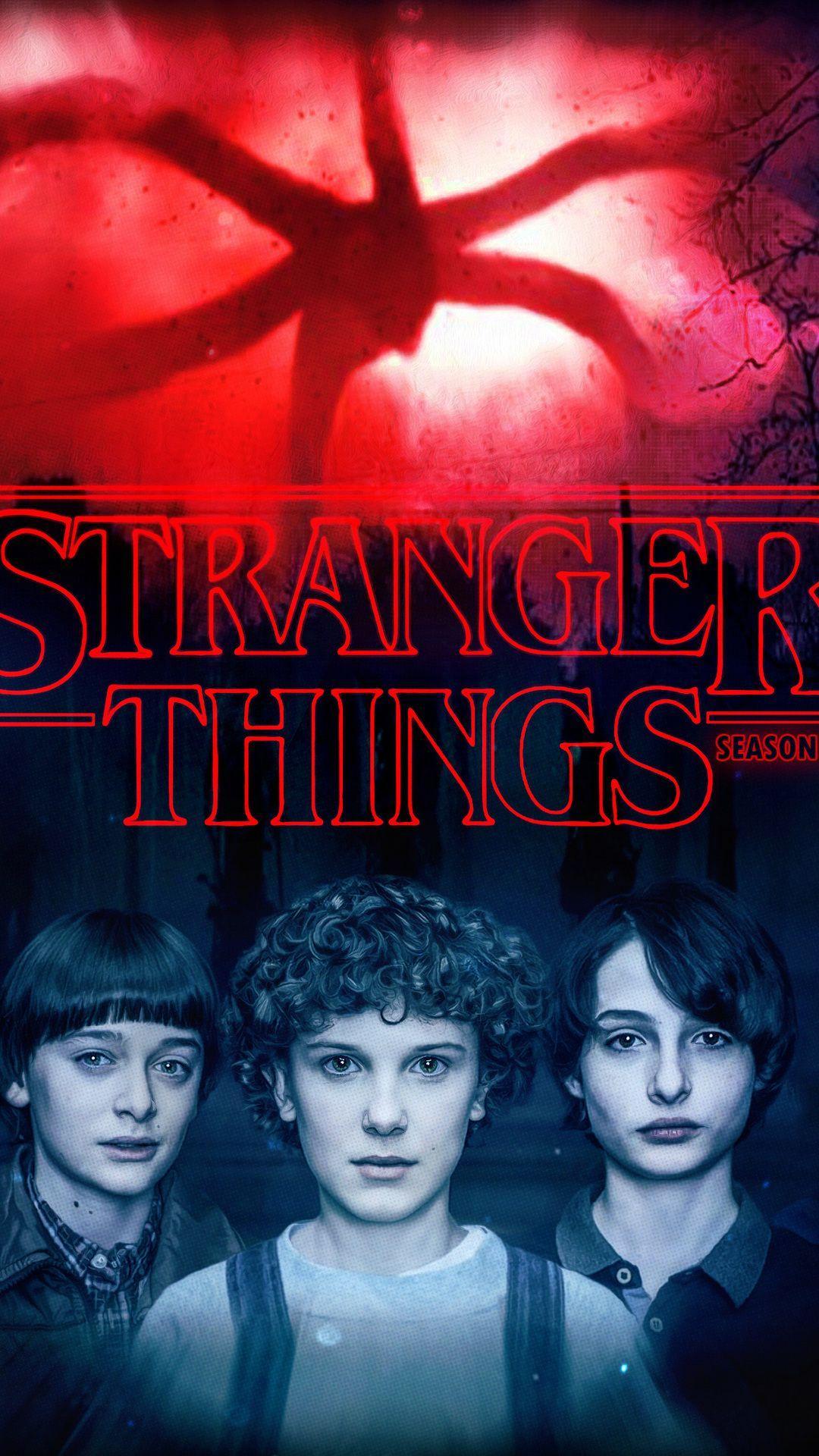 Stranger Things Season 3 Wallpapers Wallpaper Cave