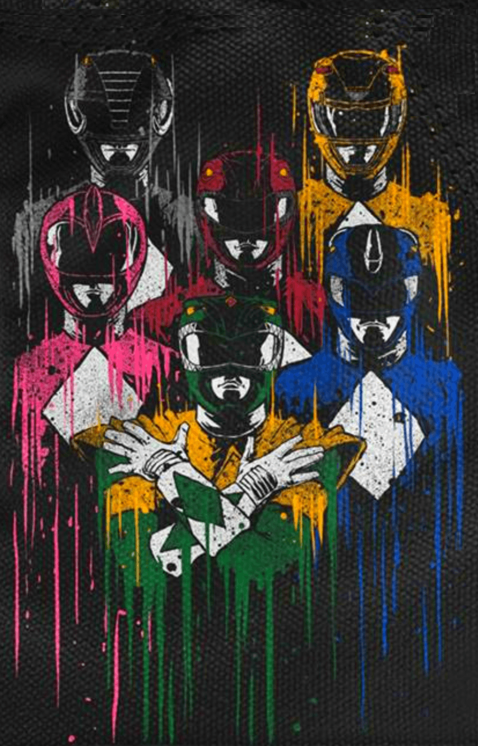 Power Rangers Coins Wallpapers Wallpaper Cave