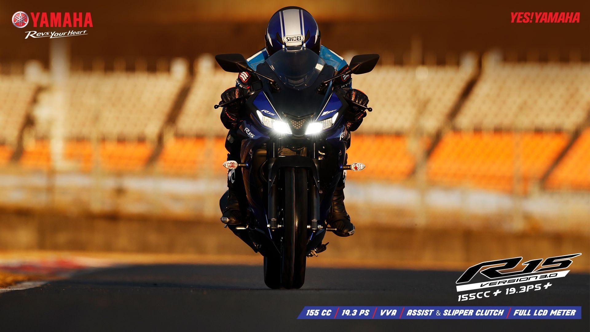 Yamaha YZF R15 V3 Wallpapers