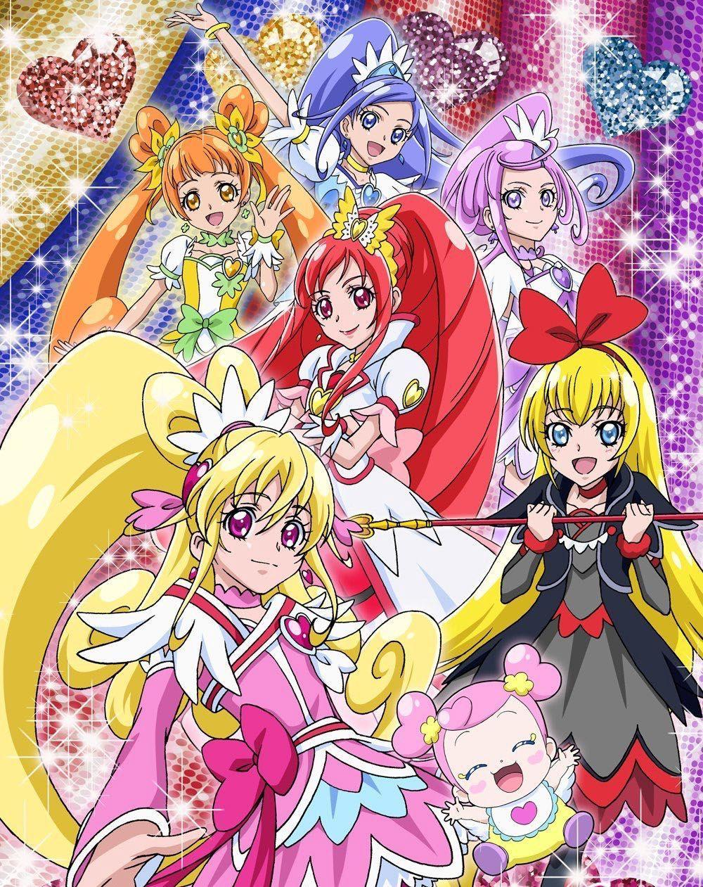 Glitter Force/Precure News! Reacts! And thoughts!