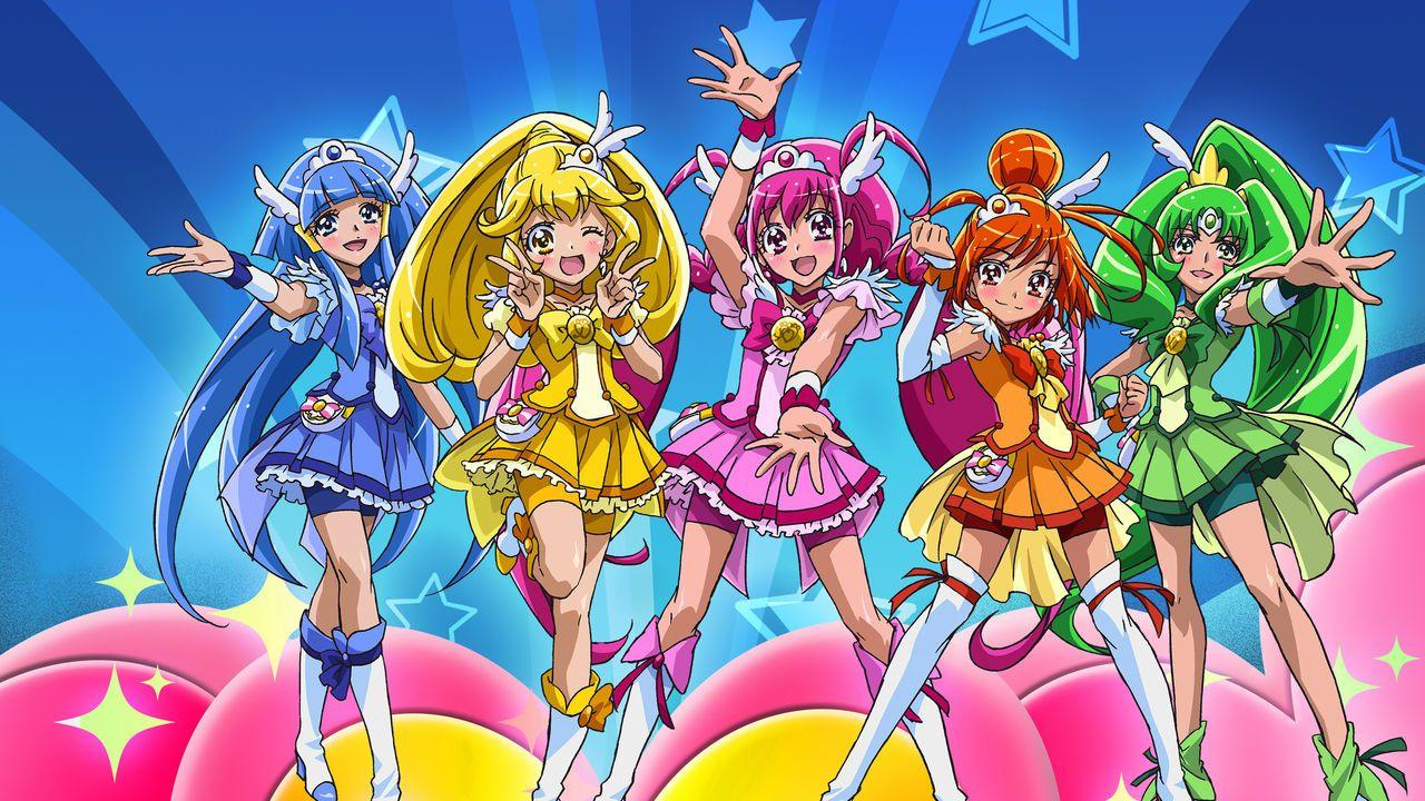 233 image about Glitter force/Glitter force Doki Doki on We Heart