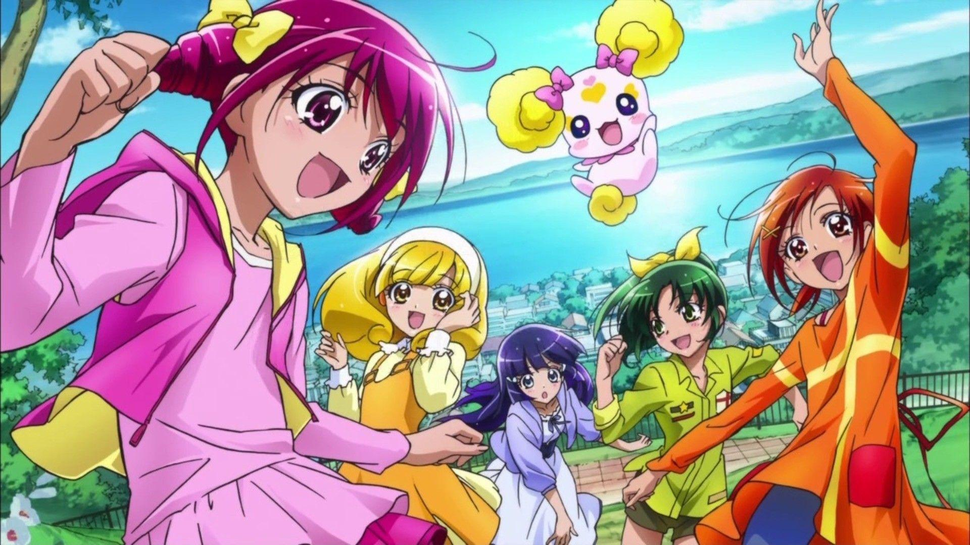 Glitter Force Wallpapers