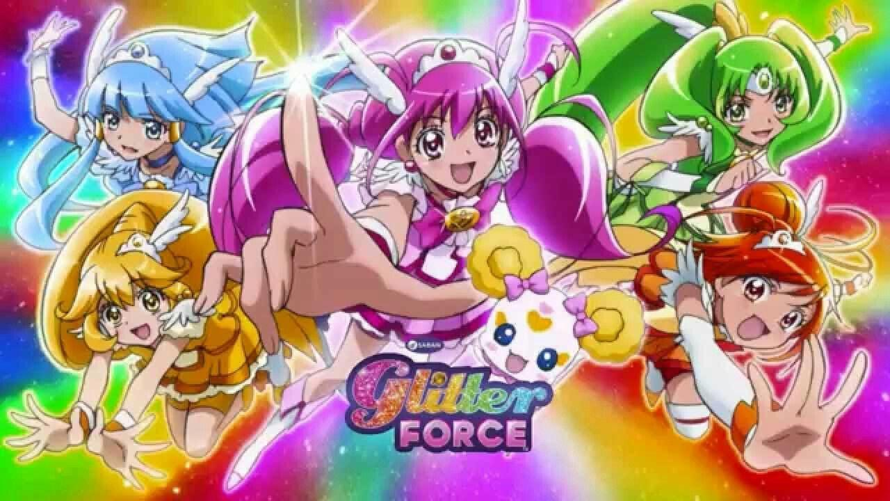 Glitter force wallpapers Gallery