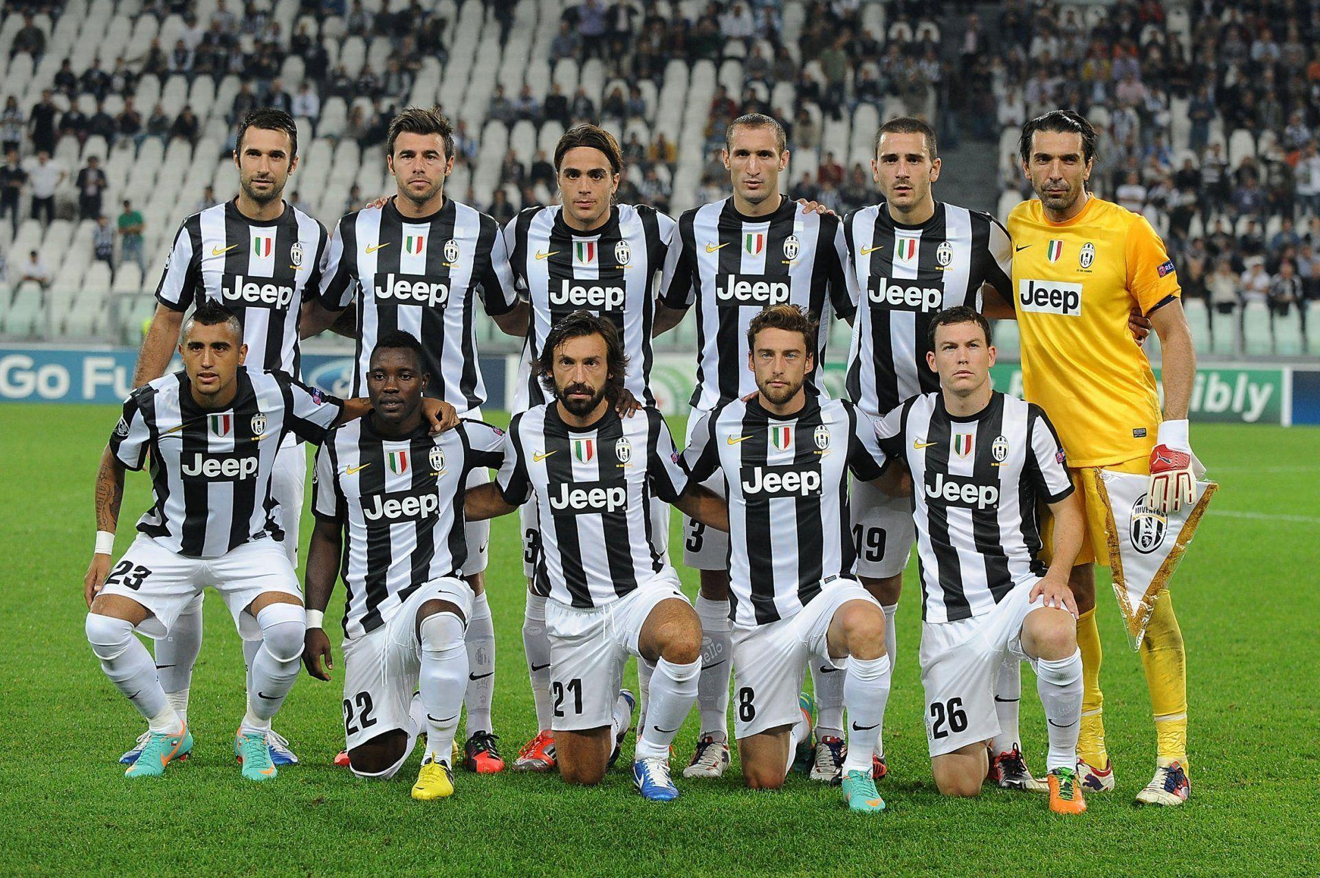 Juventus Team Wallpapers Wallpaper Cave