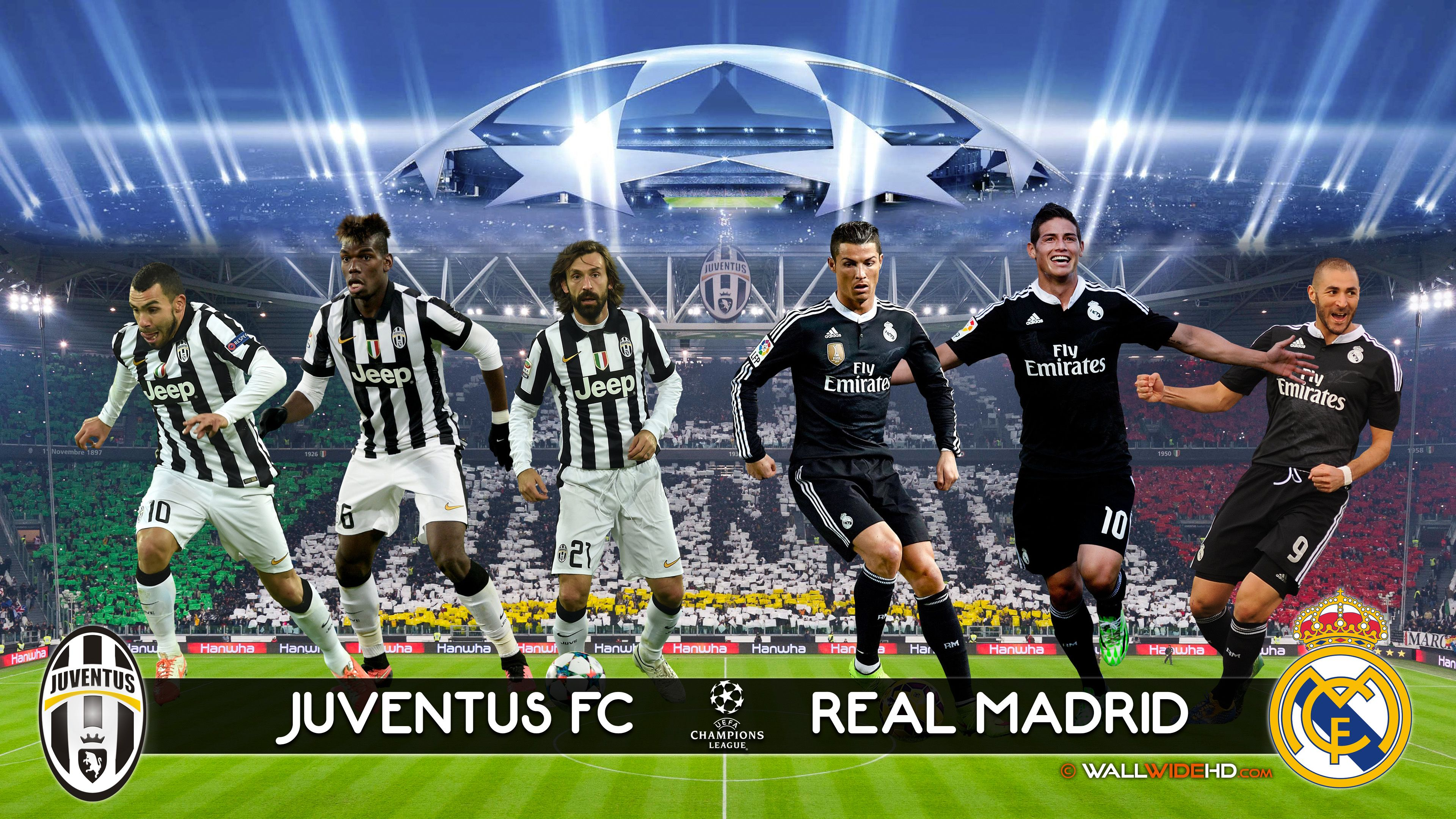 Juventus Team Wallpapers Wallpaper Cave