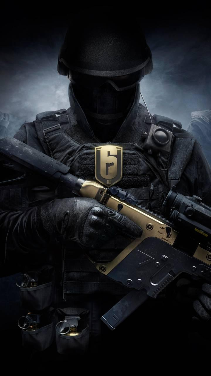 Rainbow Six Phone wallpapers from Zedge : Rainbow6