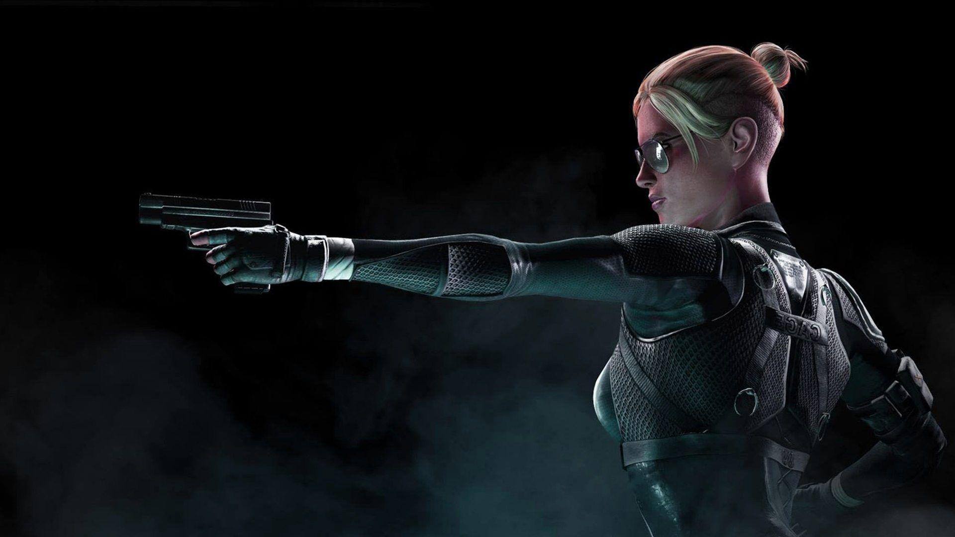 Cassie Cage Wallpapers