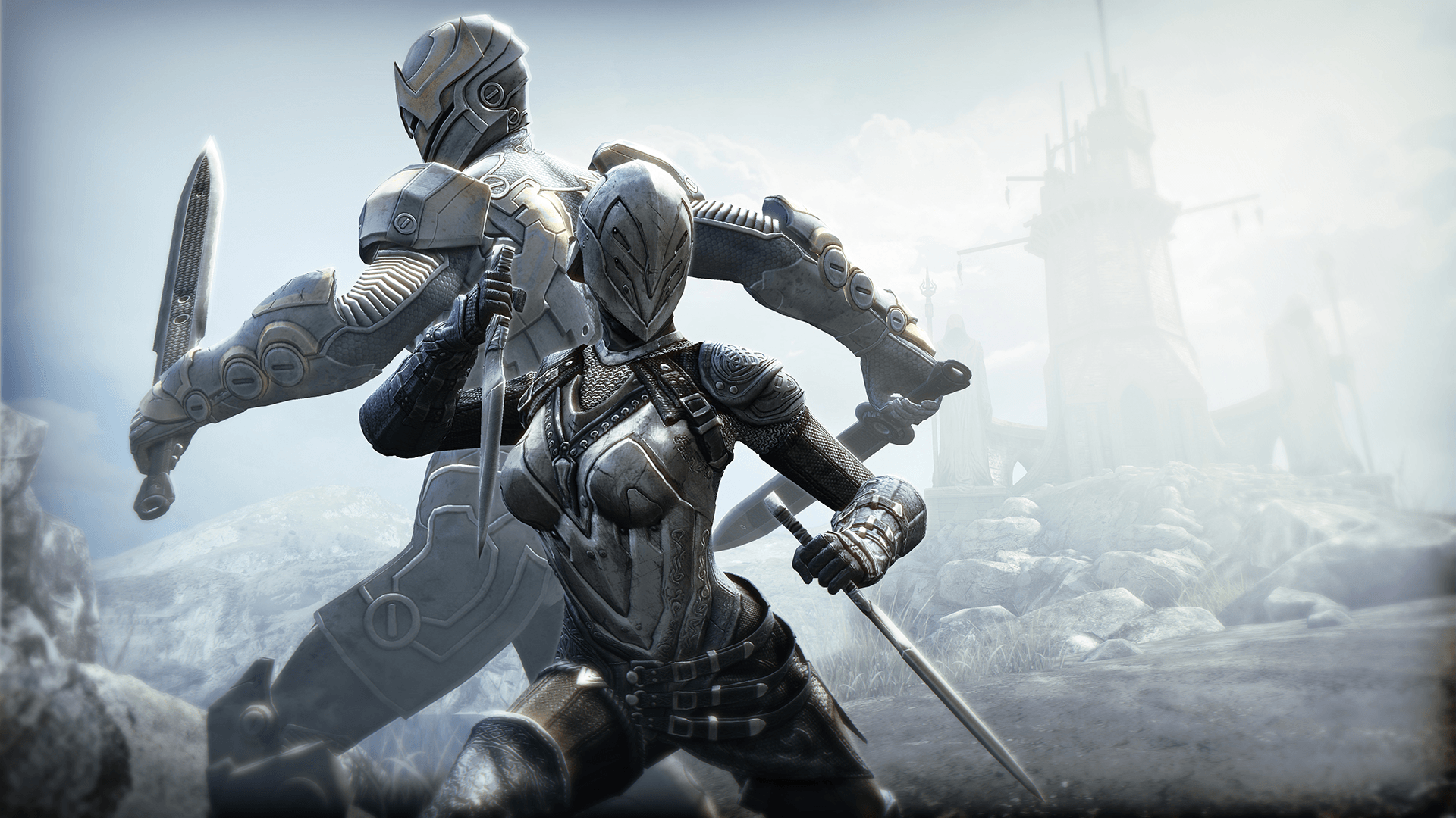 Desktop - Infinity Blade I II III Wallpapers for your Mac, PC .