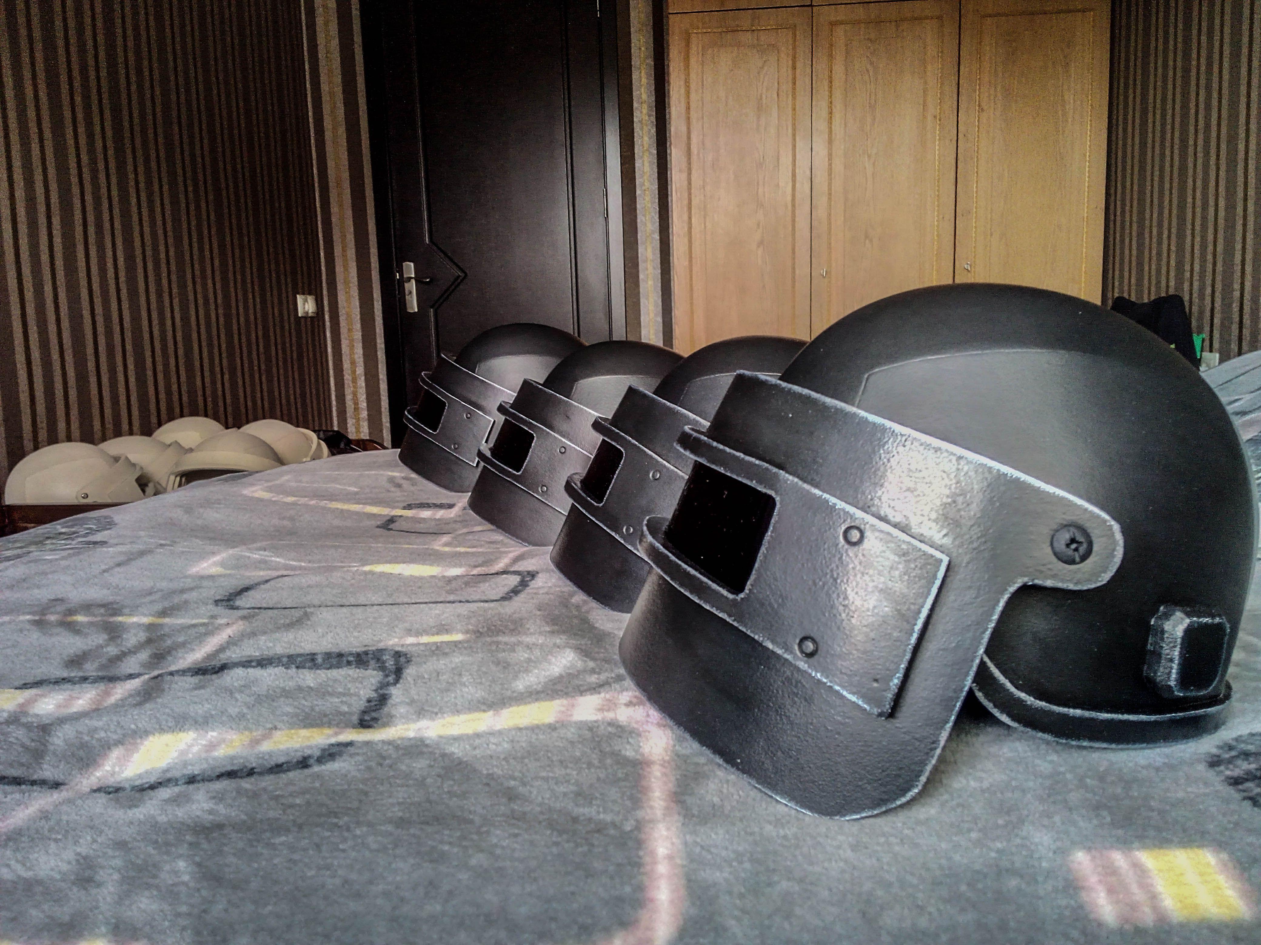 Pubg Level 3 Helmet Hd Wallpaper: PUBG Helmet Wallpapers