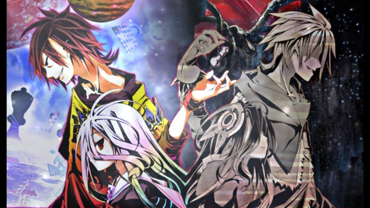 No Game No Life Zero Wallpapers Wallpaper Cave