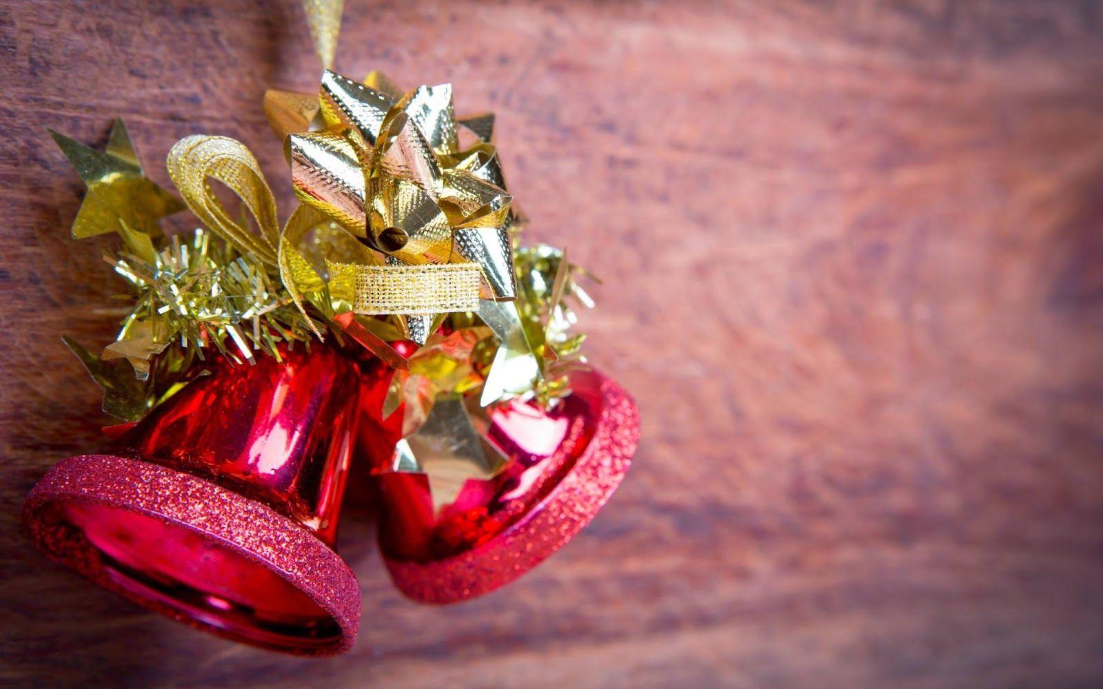 Christmas Sleigh Bells Wallpapers Wallpaper Cave