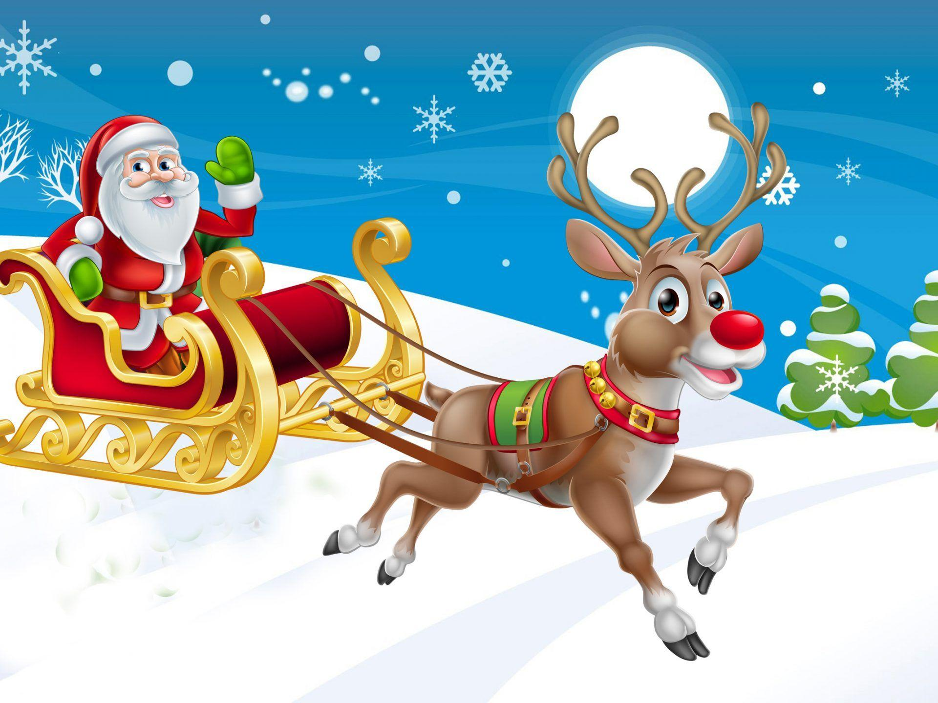 Christmas Sled Wallpapers Wallpaper Cave
