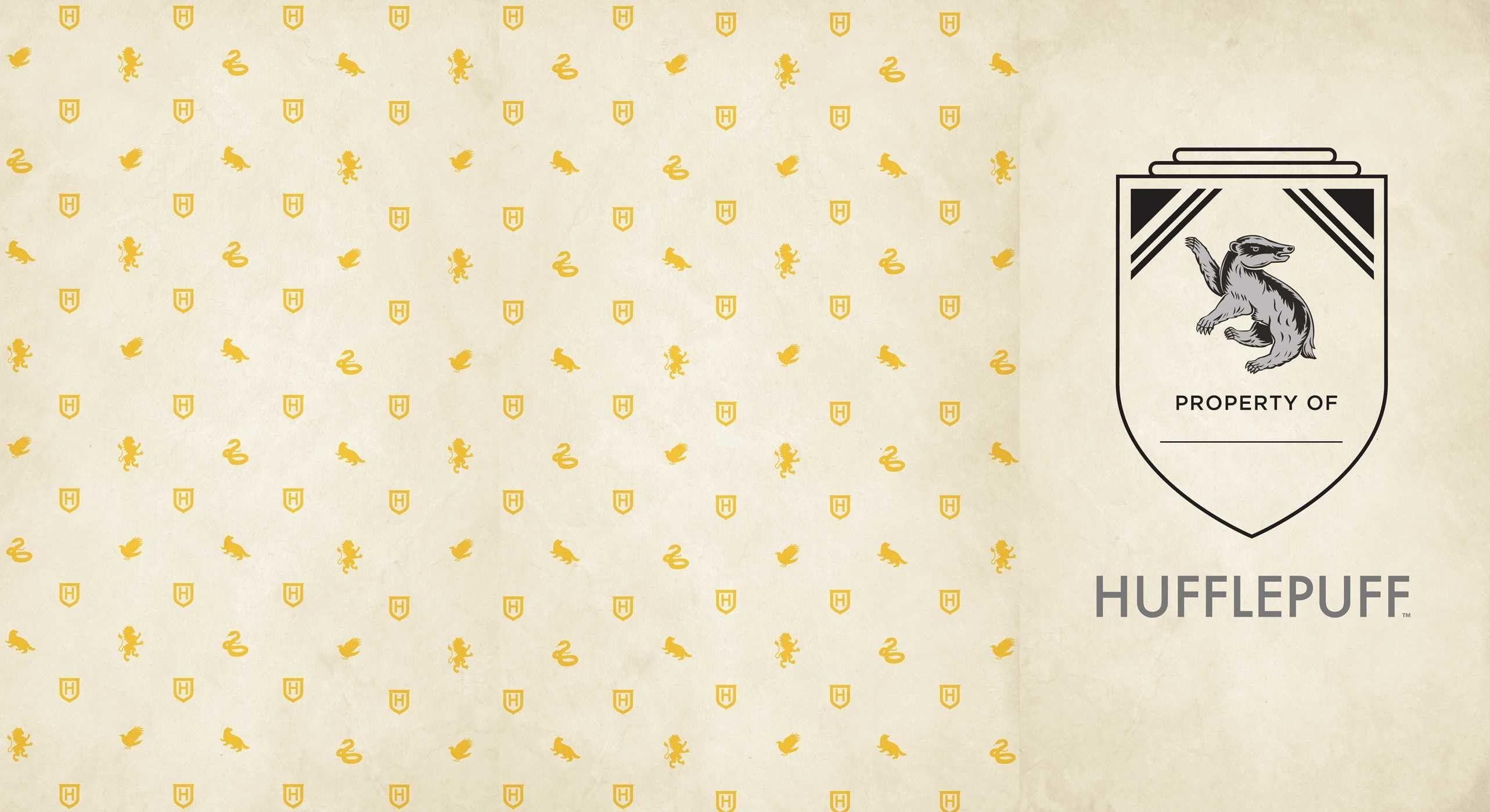 Harry Potter Hufflepuff Wallpapers Wallpaper Cave