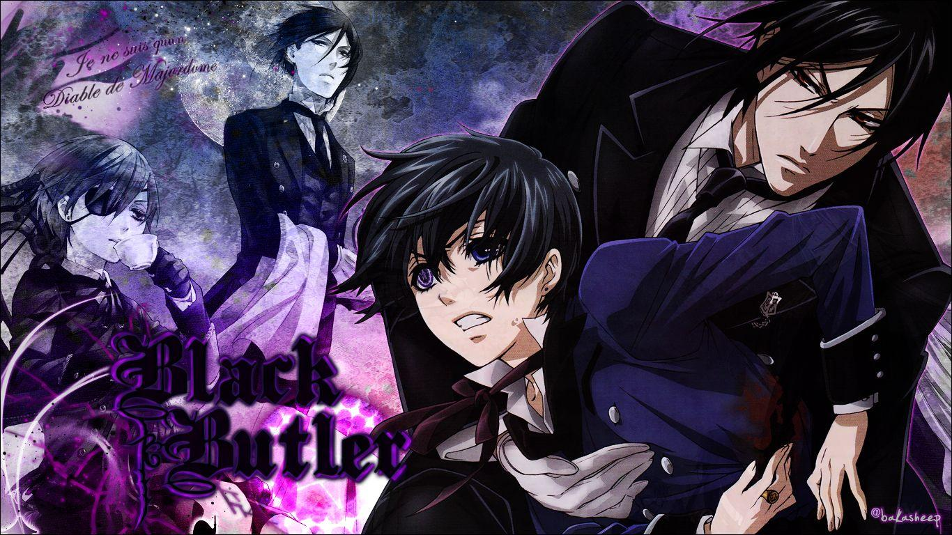 Black Butler Wallpapers and Background Images - stmed.net