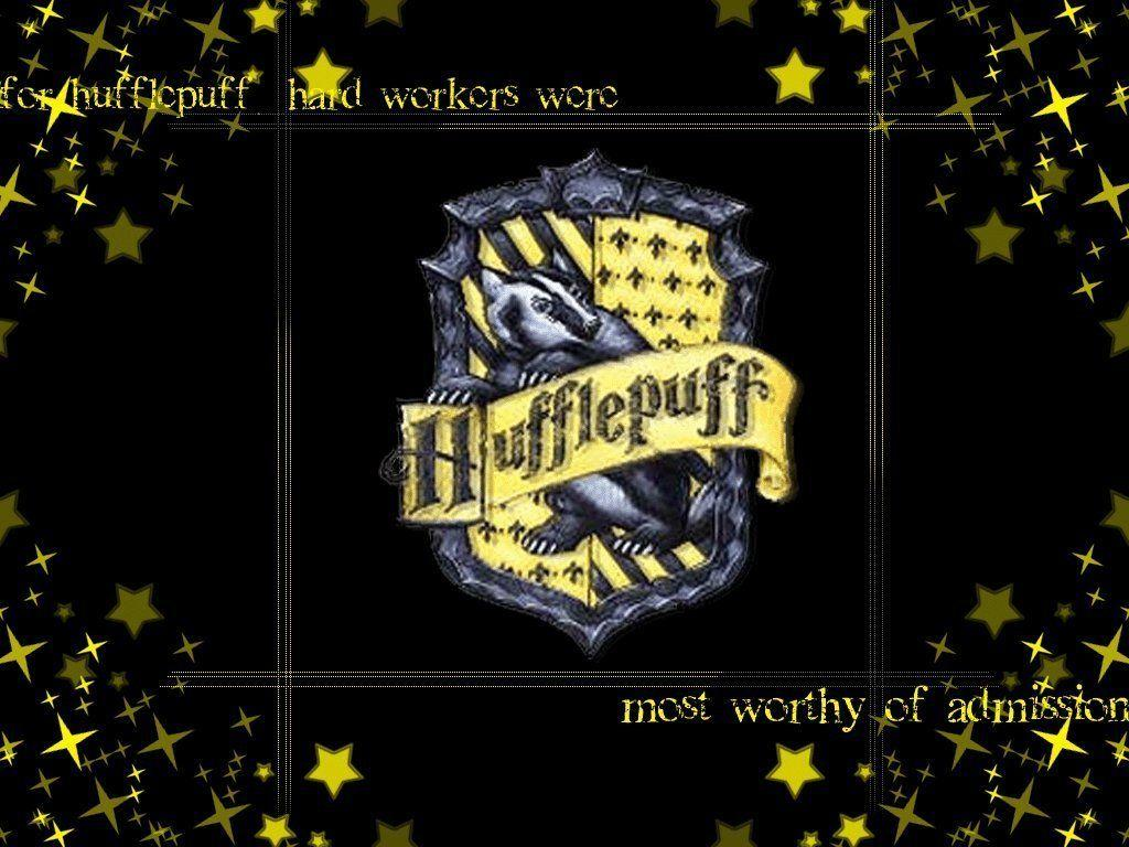 Harry Potter Hufflepuff Wallpapers - Wallpaper Cave