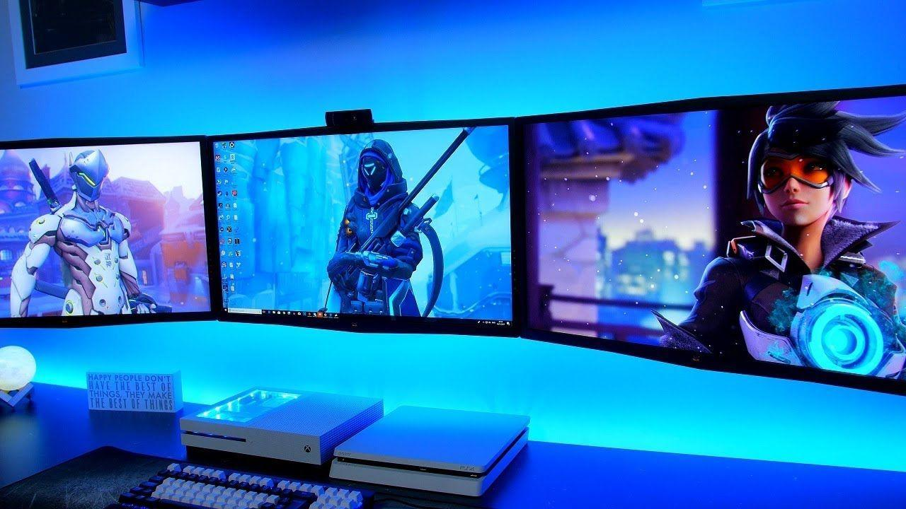 Gaming Setup Wallpapers - Wallpaper Cave