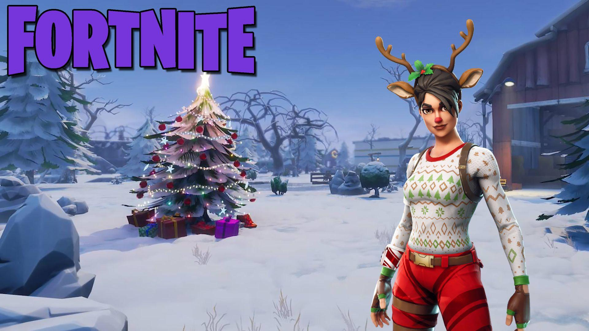 Red Nosed Raider Fortnite Outfit Skin How to Get + News